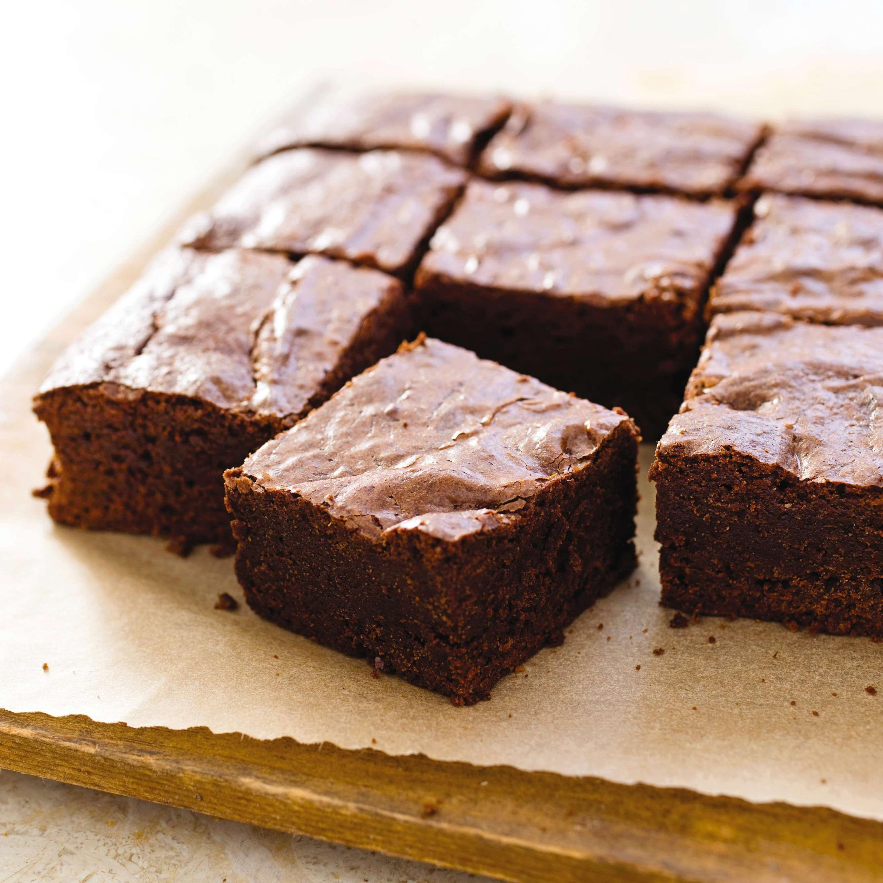 How to make sinfully rich brownies for real chocolate lovers