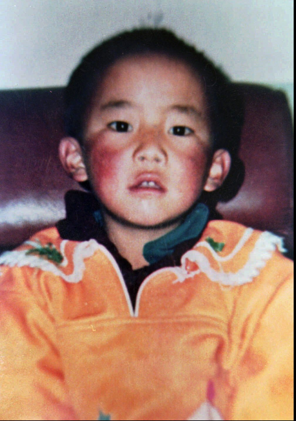 'Portraits' of long-missing Panchen Lama renew Tibetan anger to Chinese 'meddling'