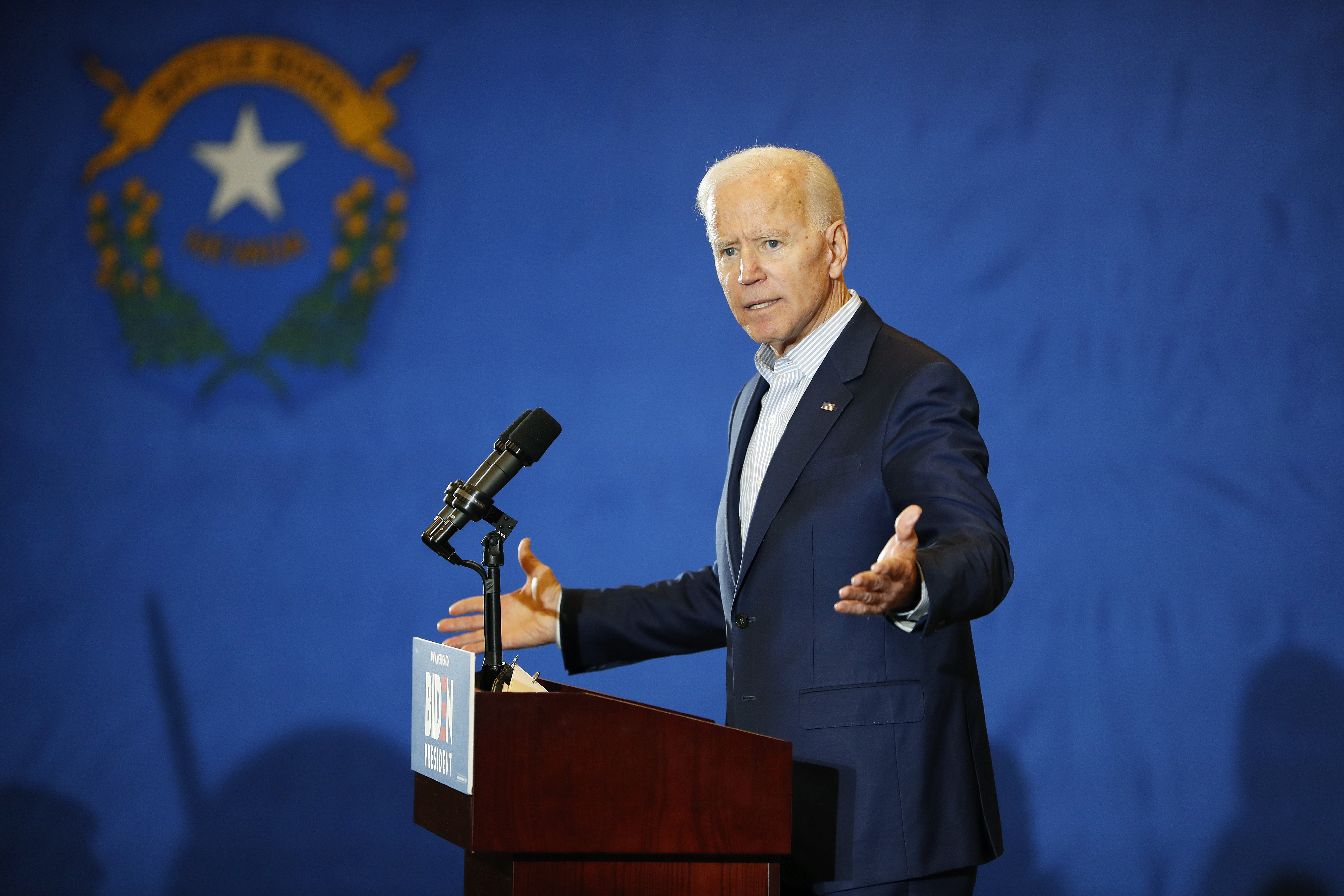 Joe Biden promises unity at Hollywood fundraiser: People are 'sick and tired of what's happening'