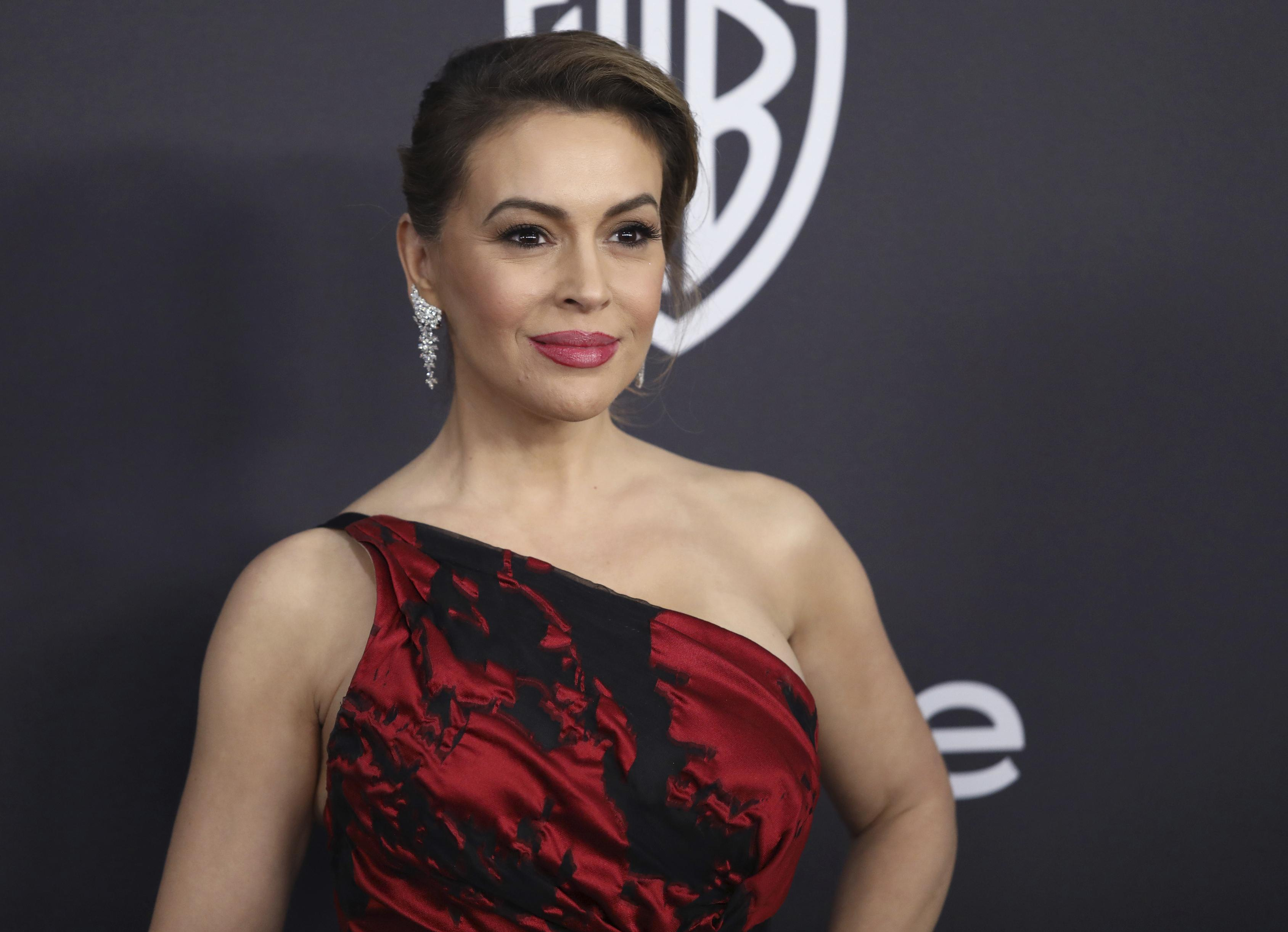 Alyssa Milano: Having two abortions in my twenties was the 'right choice'