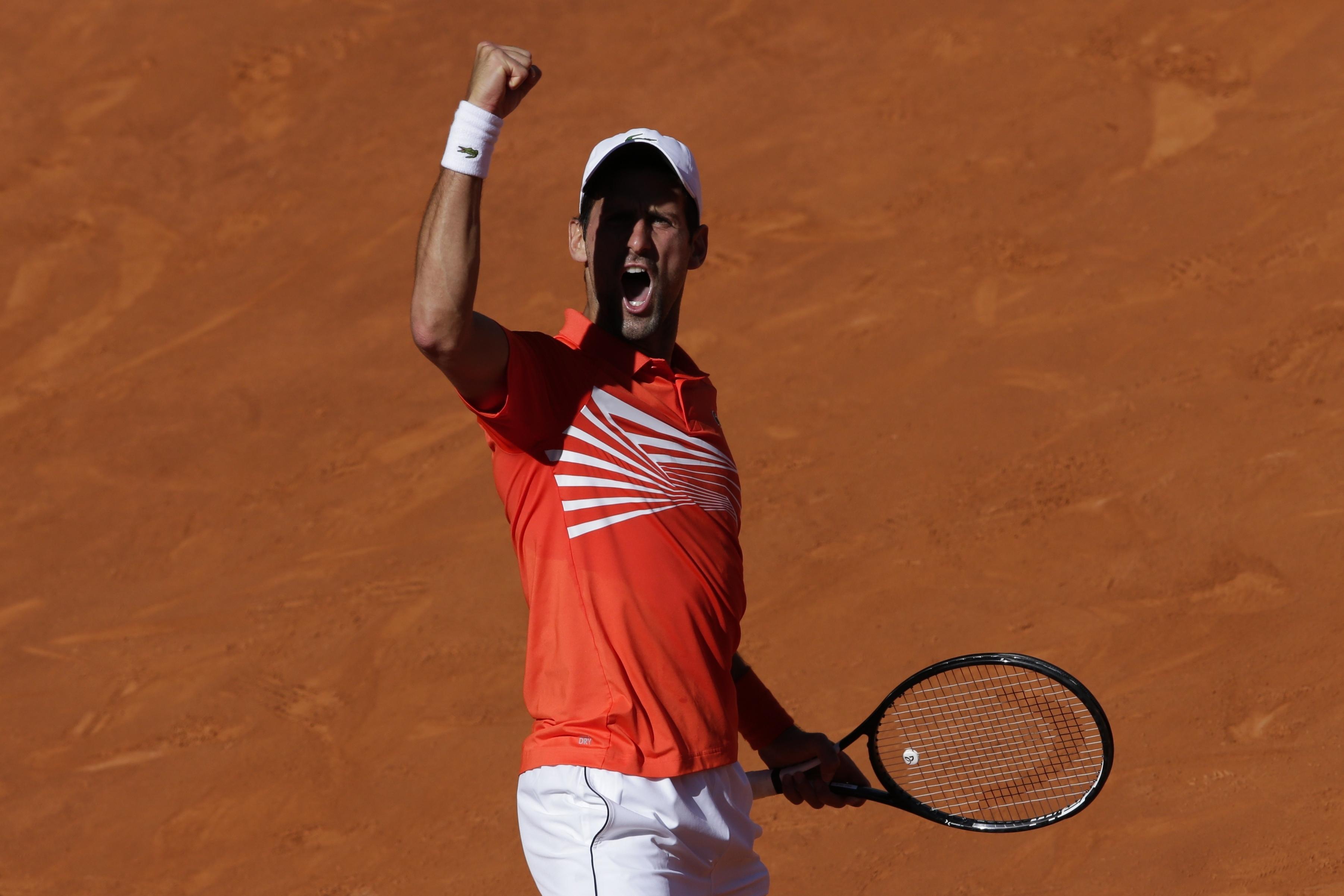Nadal Loses To Tsitsipas In Madrid As Clay Slump Continues Washington Times