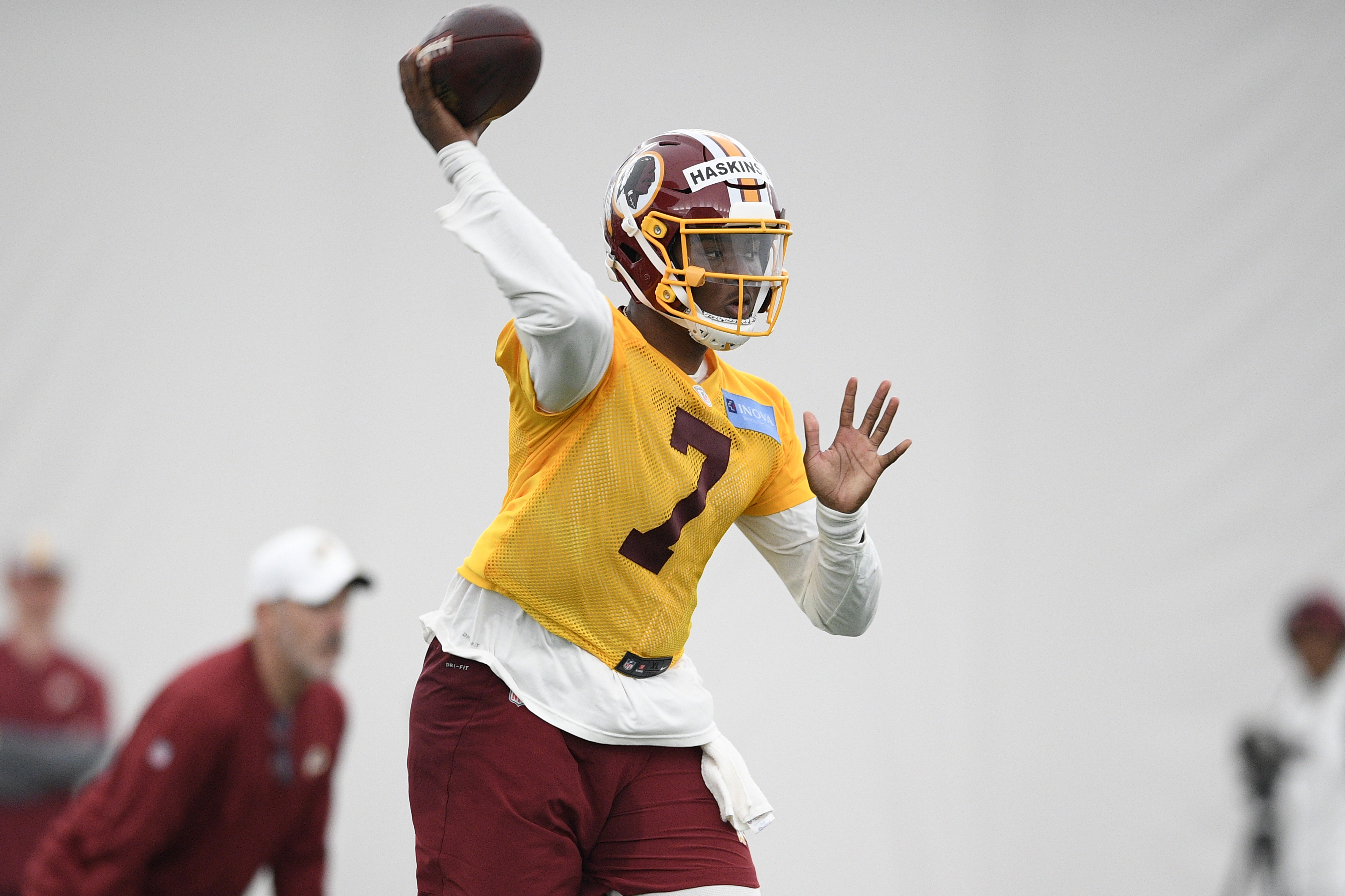 LOVERRO: Redskins, Nationals not lacking for drama