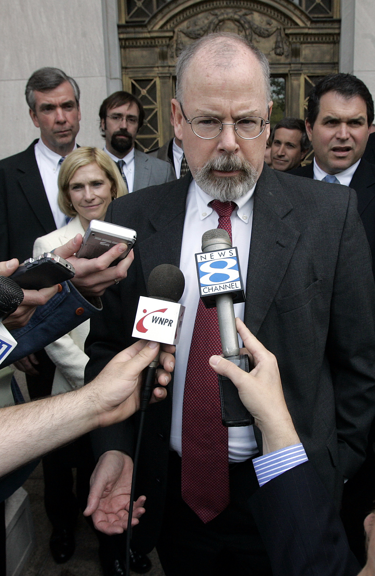 John Durham says he disagrees with DOJ IG conclusion that Russia probe
