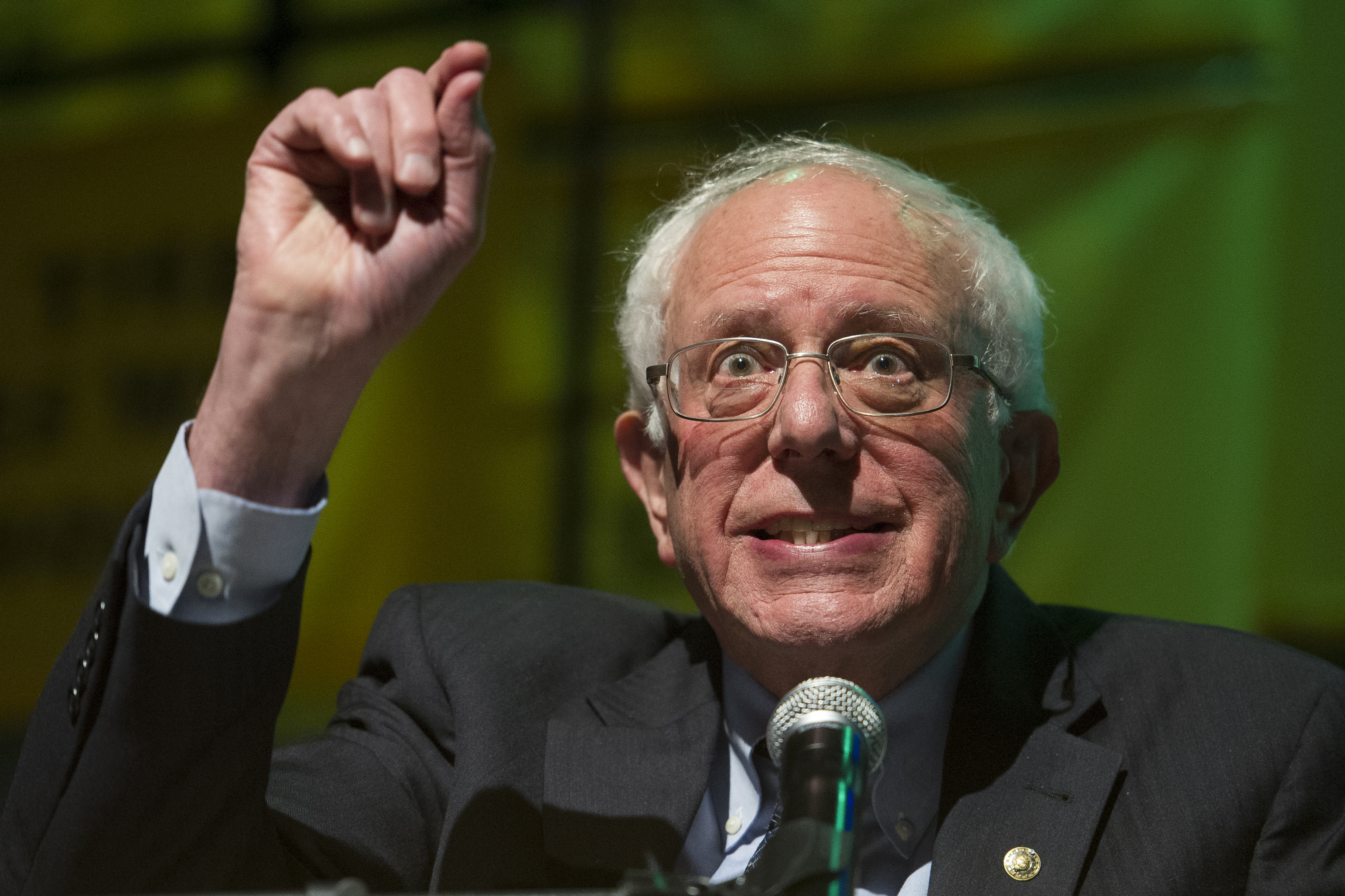Bernie Sanders vows to nominate Supreme Court justices who support abortion