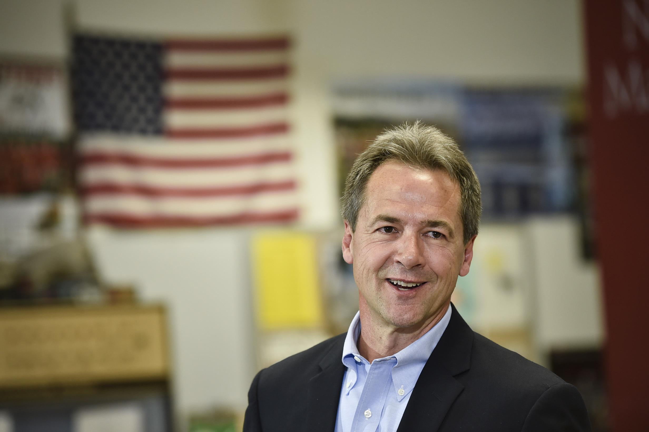 Mont. Gov. Steve Bullock said he wouldn't pardon Trump if he's charged after leaving office