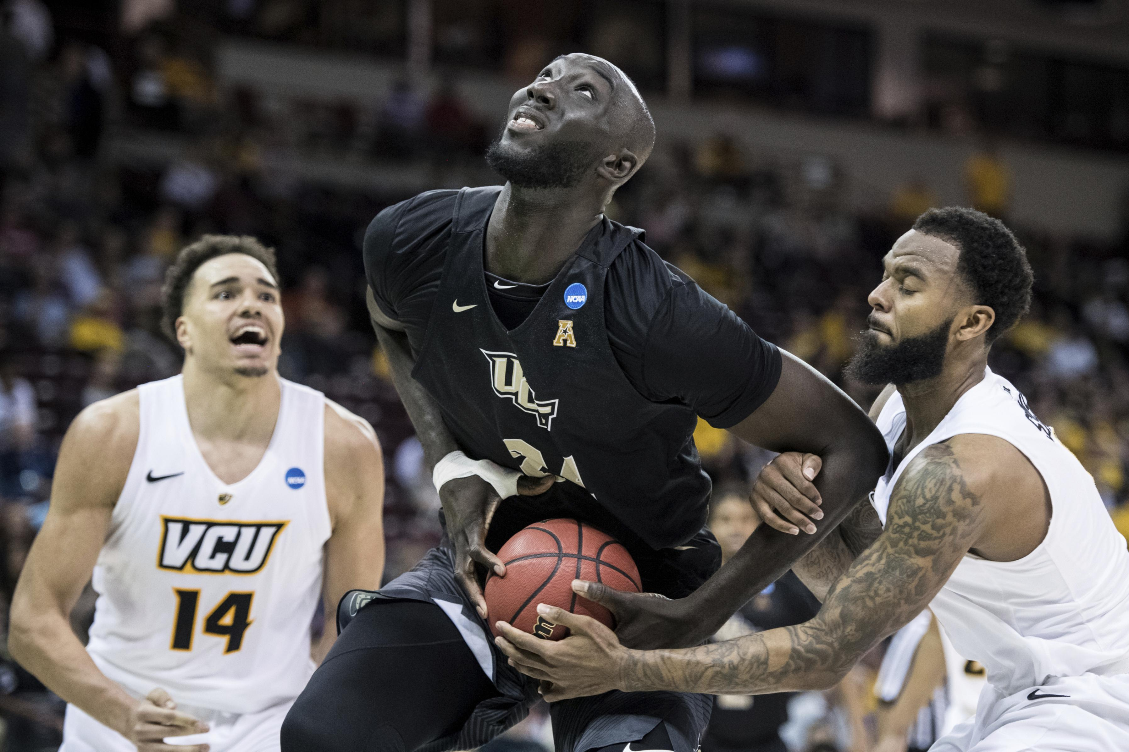 Tacko Fall among 11 players added to NBA draft combine