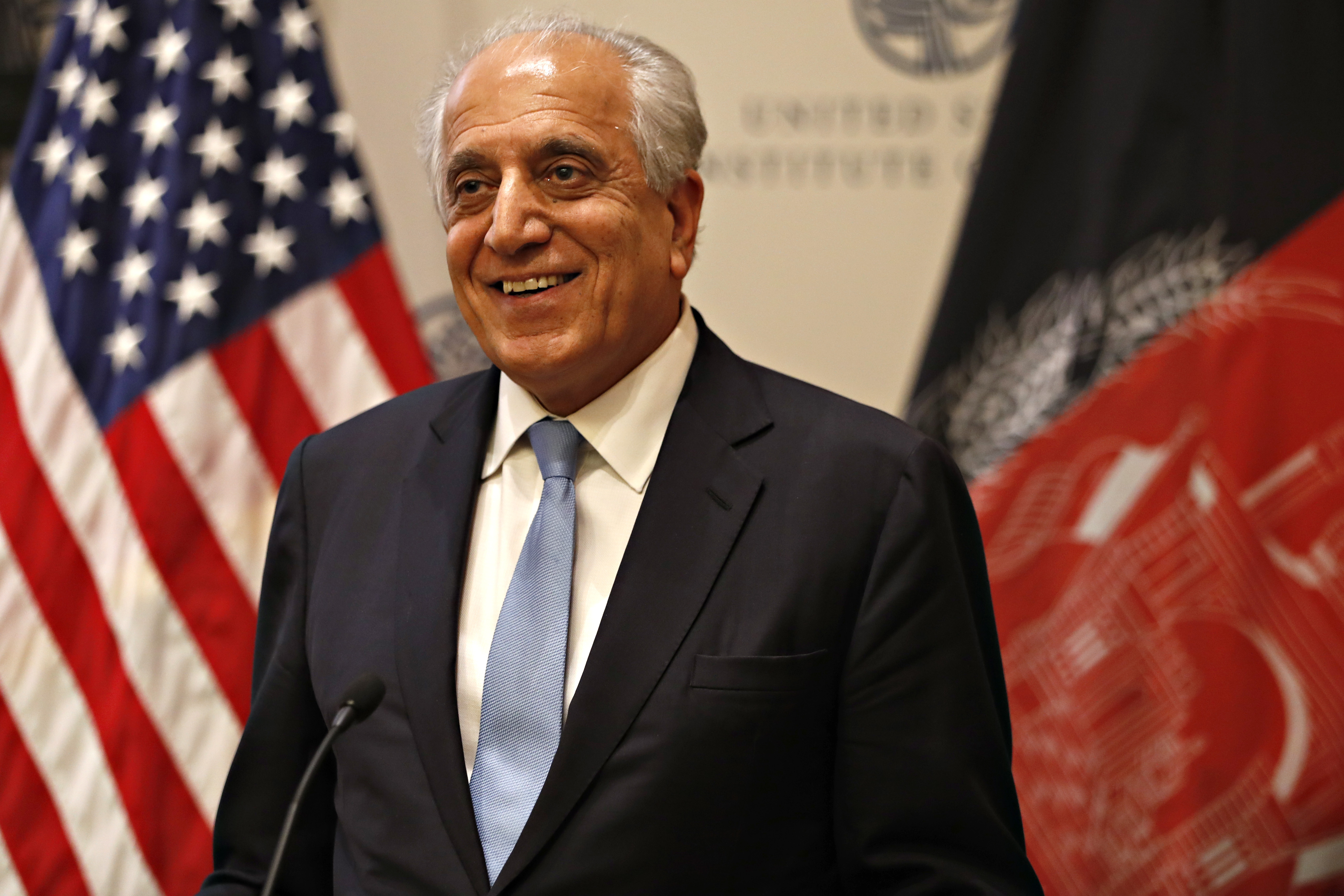 Trump administration leaves Afghanistan in dark with direct Taliban talks