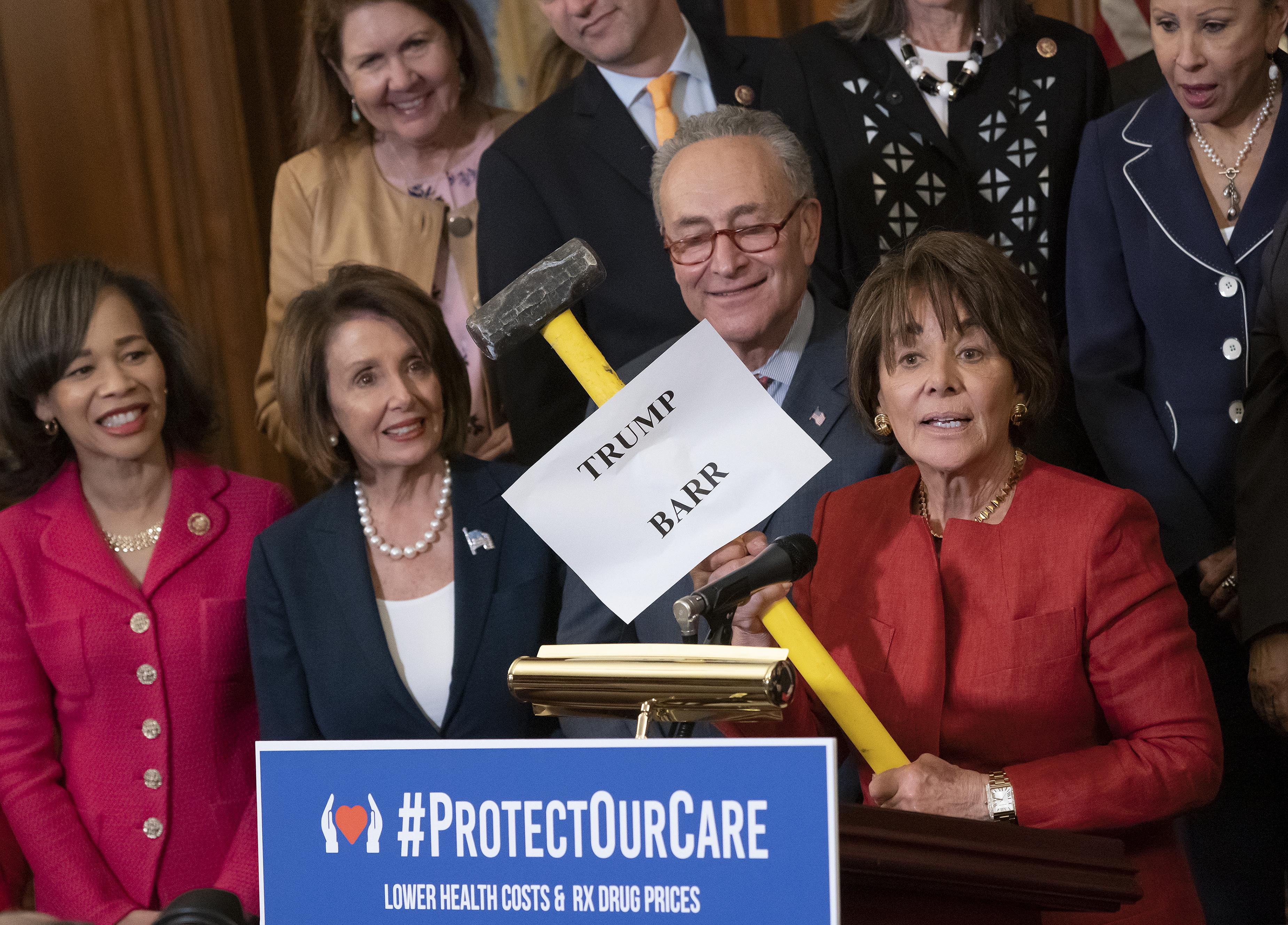 New Health Care Bill 2020 House Democrats pass health bill, in 2020 election maneuver