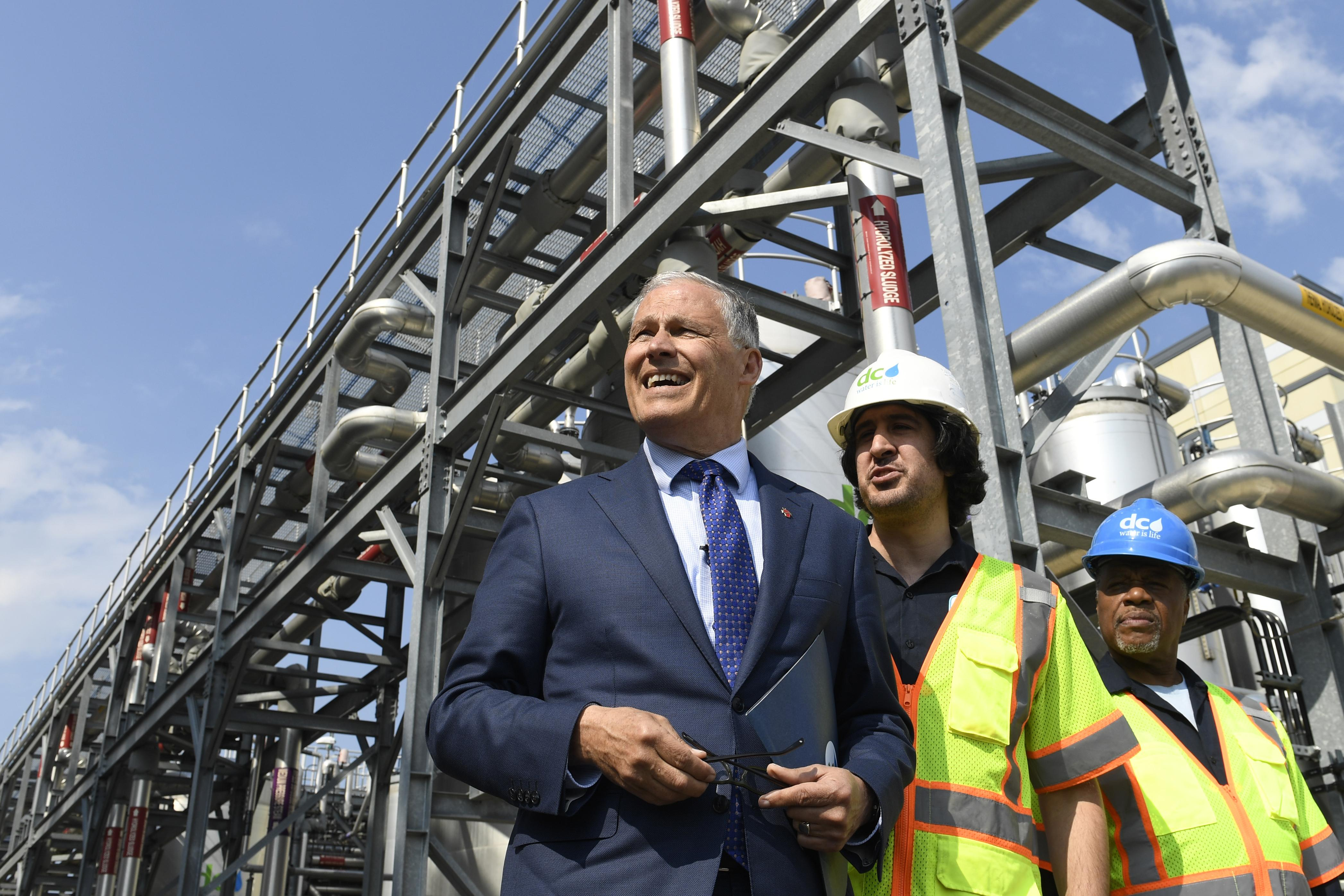 Wash. Gov. Jay Inslee: We can't burn all the coal we have, or it will 'destroy' the country