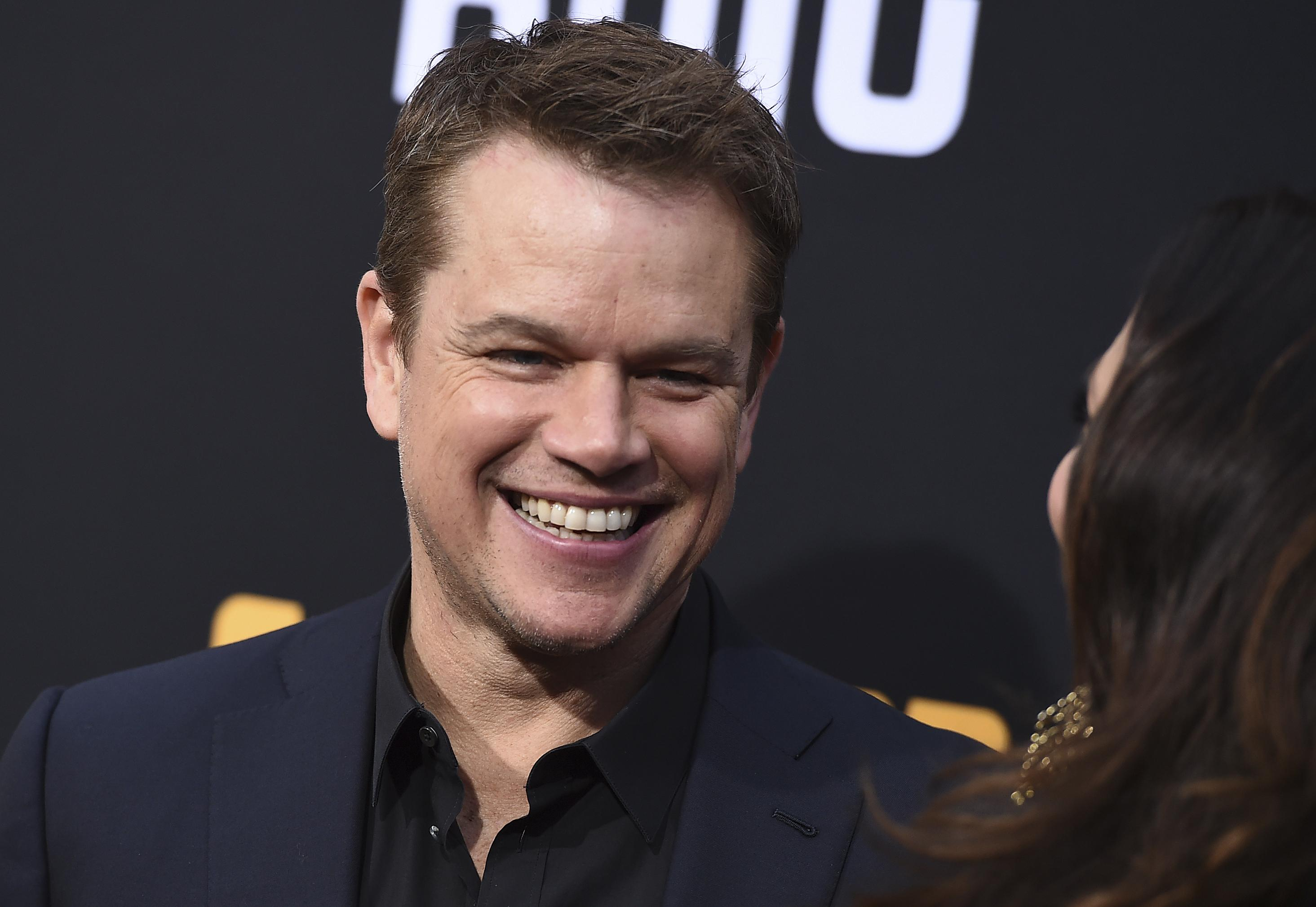 Matt Damon, Christian Bale to serve as Indy 500 starters