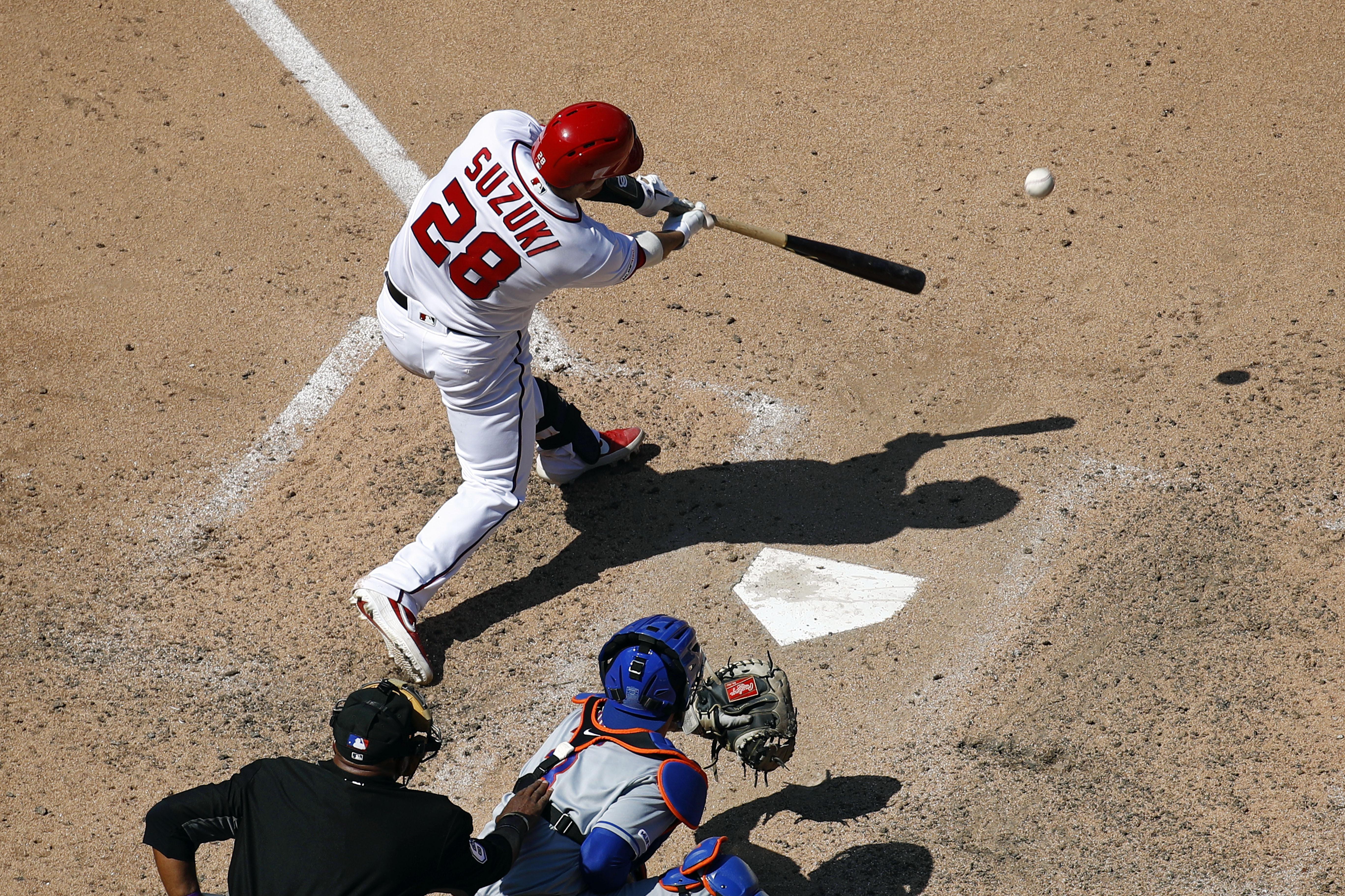 beb875f1d MLB still vexed by longer games, shrinking attendance - Washington Times