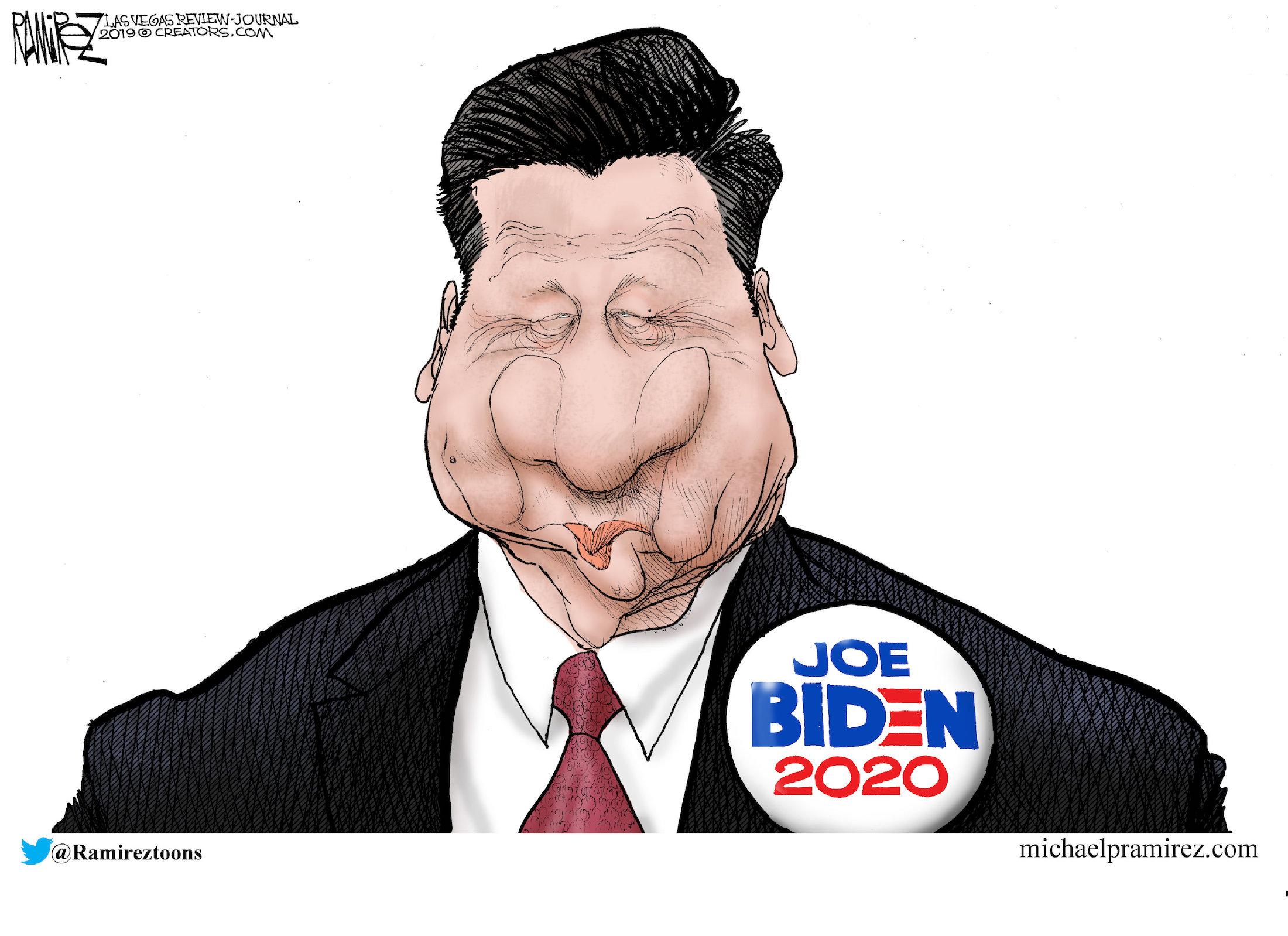 Political Cartoons Campaigns And Elections Joe Biden 2020 Washington Times