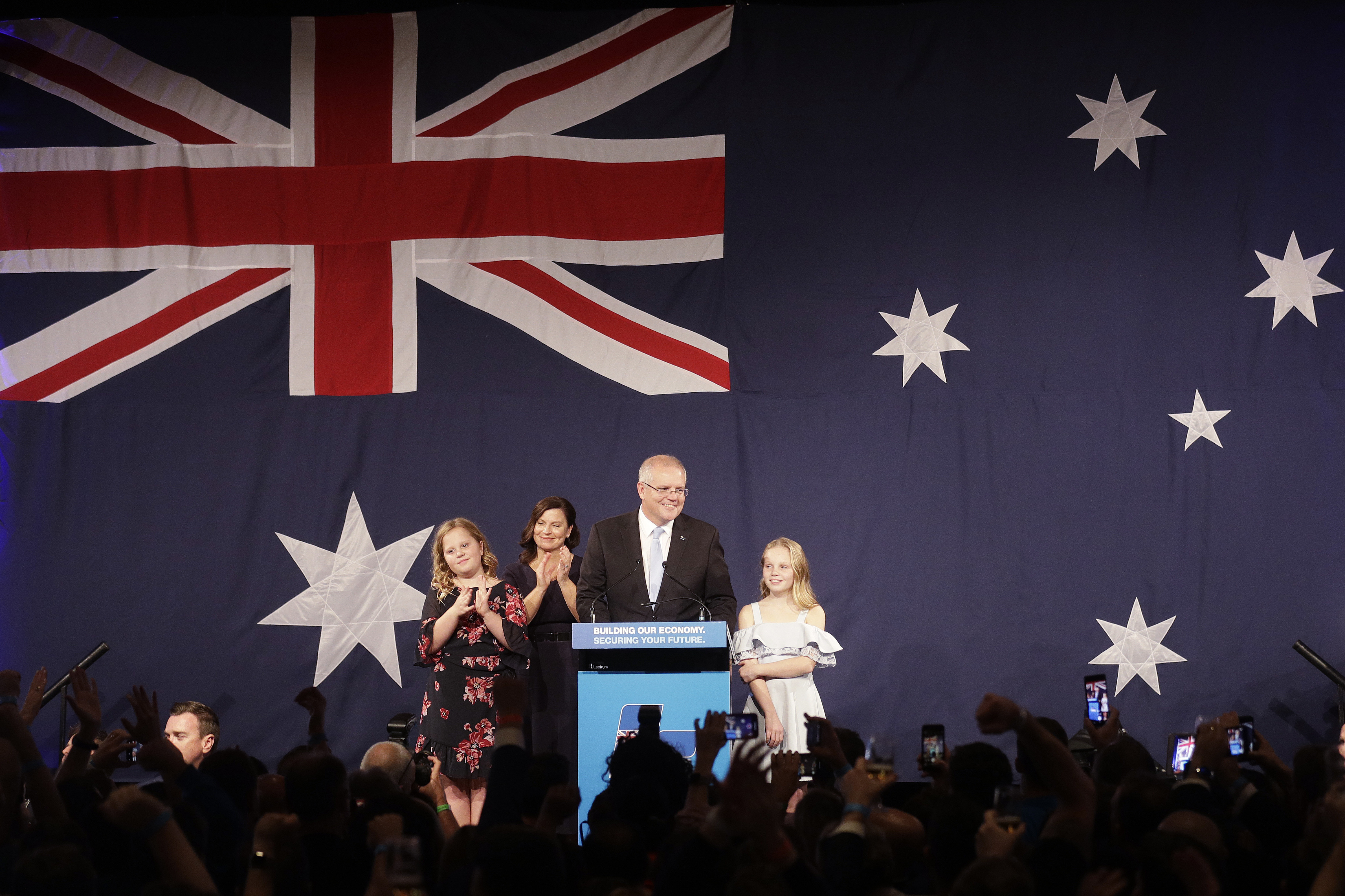Voters Down Under put Australian interests first; another win for Trump-style nationalism?