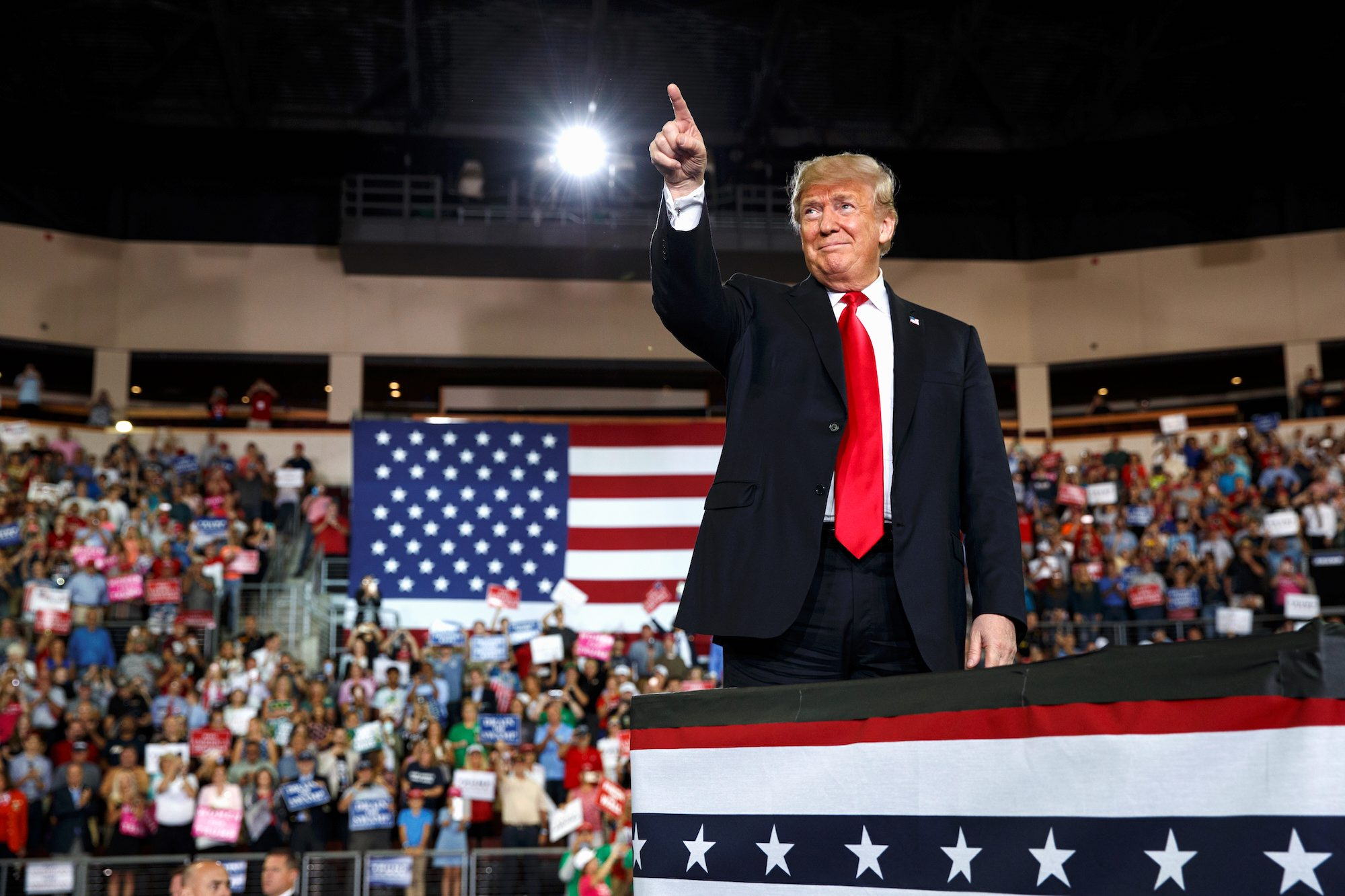 Inside the Beltway: Perfect test case: Trump in Pennsylvania