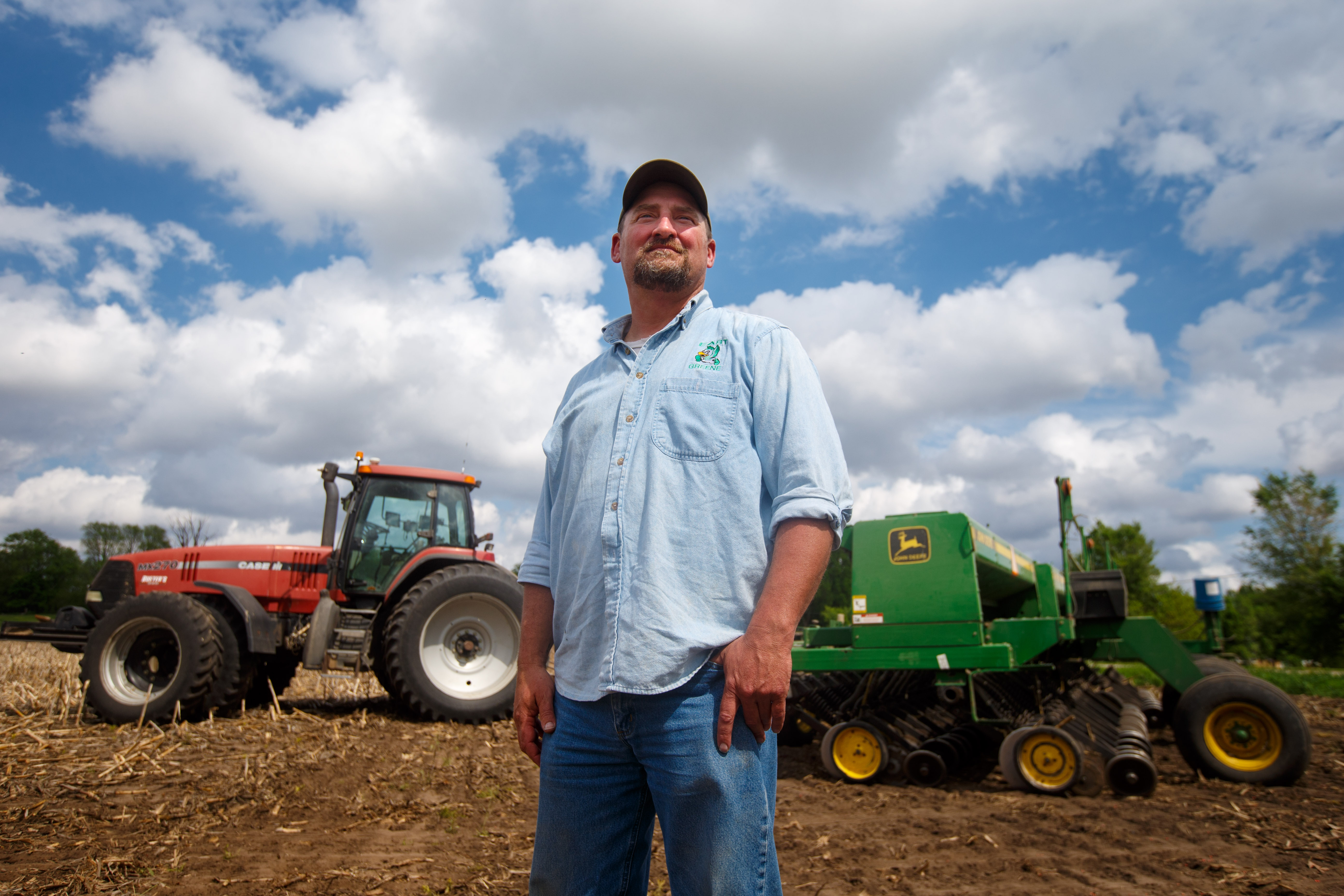 Trump's trade war with China puts farm vote at risk