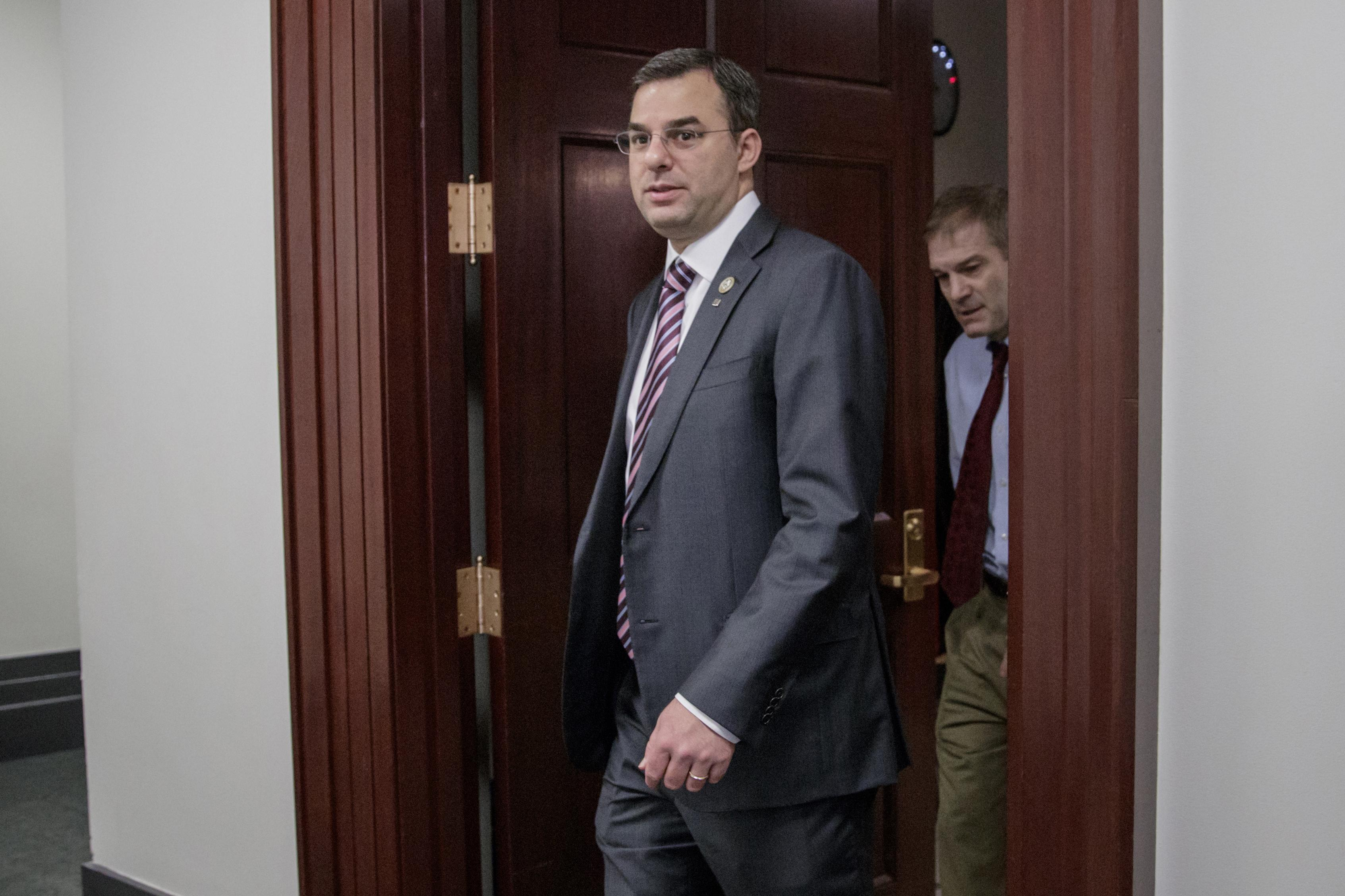 House Freedom Caucus condemns Justin Amash for Trump impeachment comments