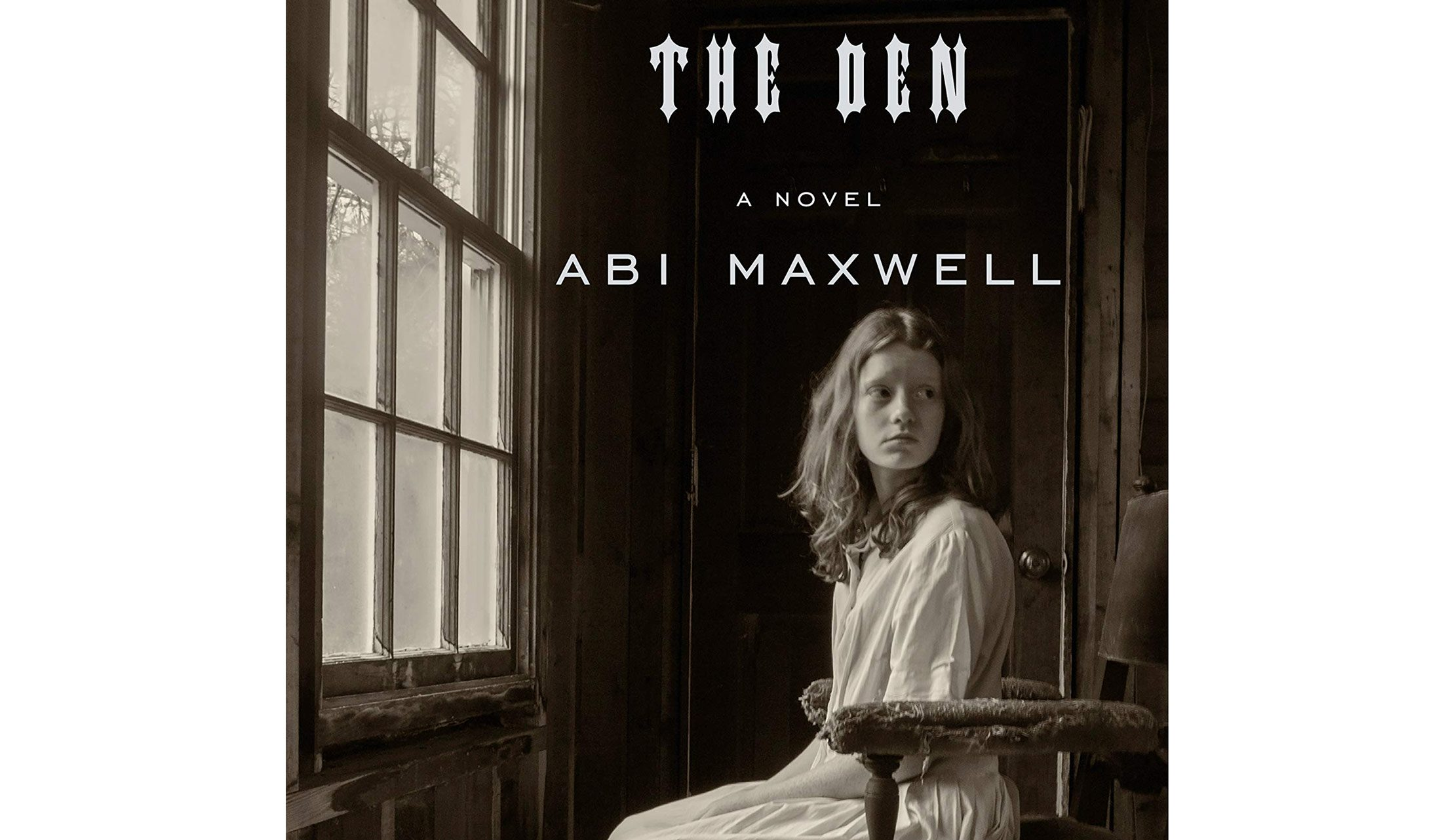 BOOK REVIEW: 'The Den' by Abi Maxwell