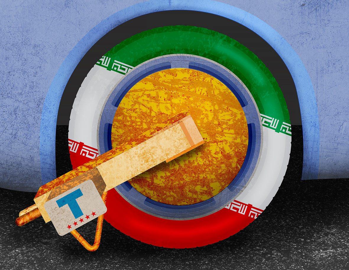 Responding to Iran, avoiding another disaster