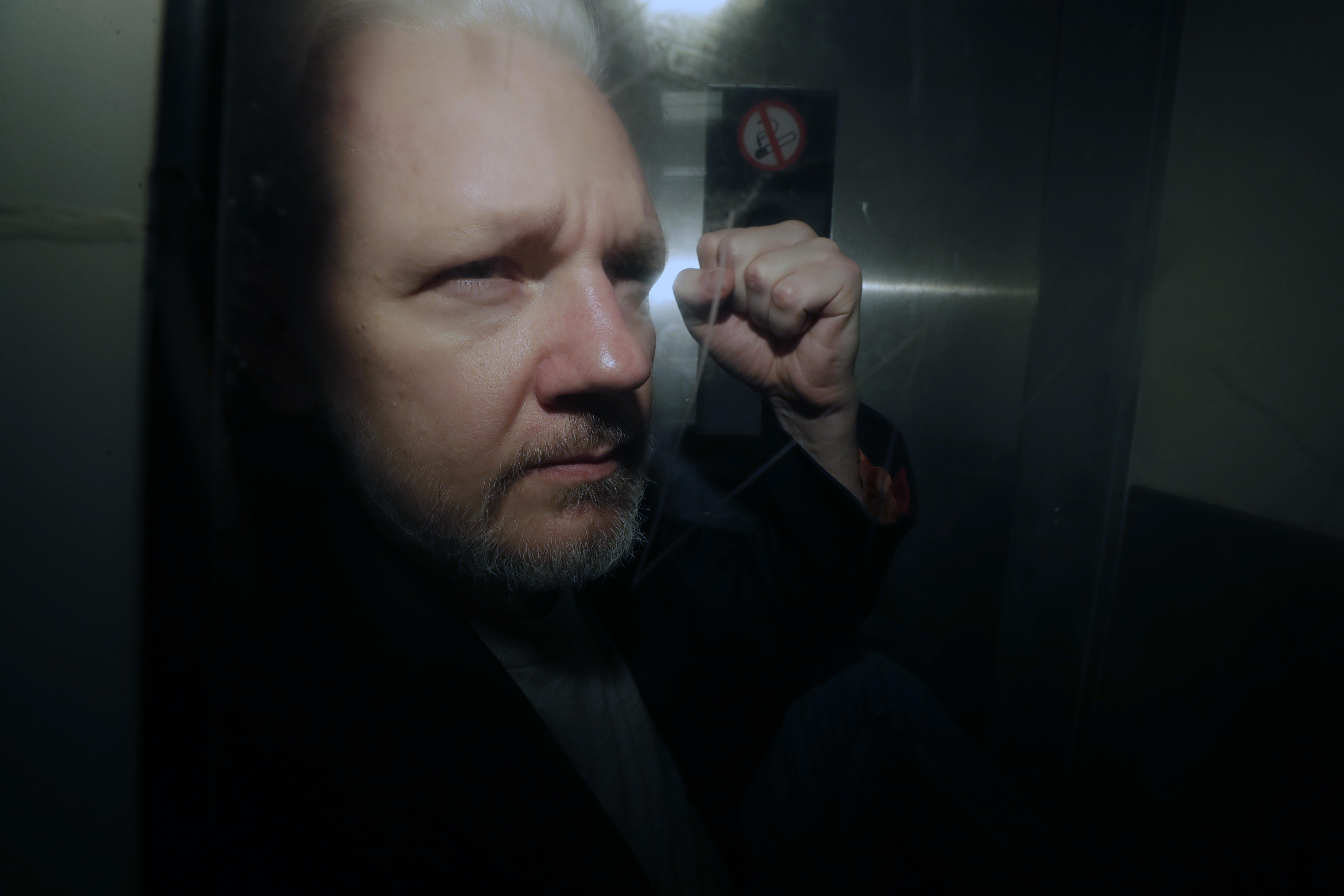 Julian Assange blocked from accessing evidence in WikiLeaks case, defe