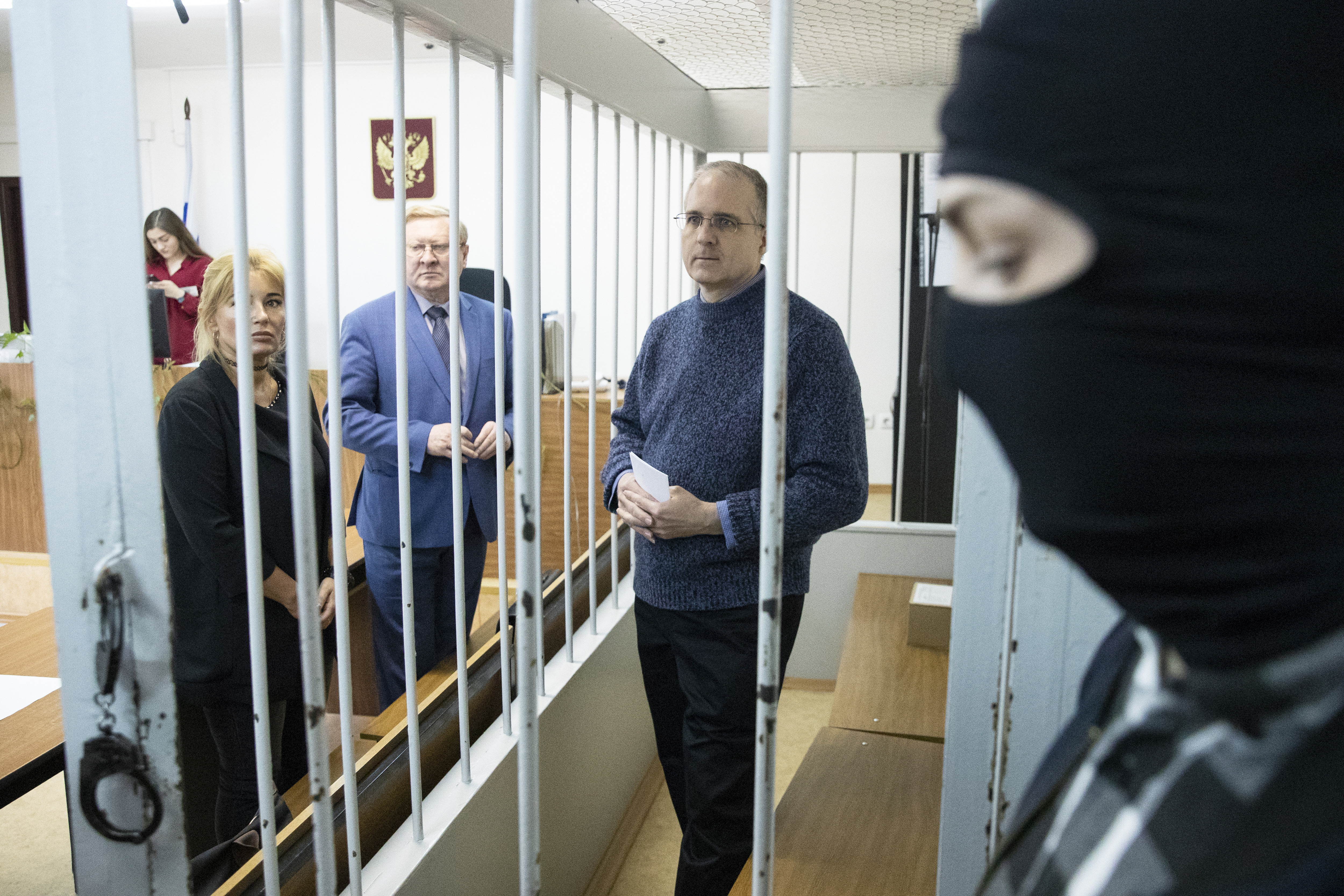 Paul Whelan, former U.S. Marine jailed in Russia: 'I am a victim of political kidnap and ransom'