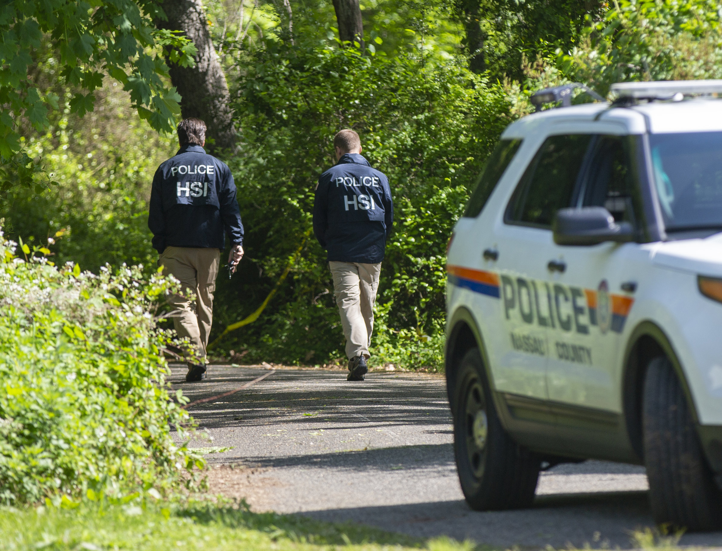 MS-13 blamed for body found in shallow grave in Long Island nature preserve