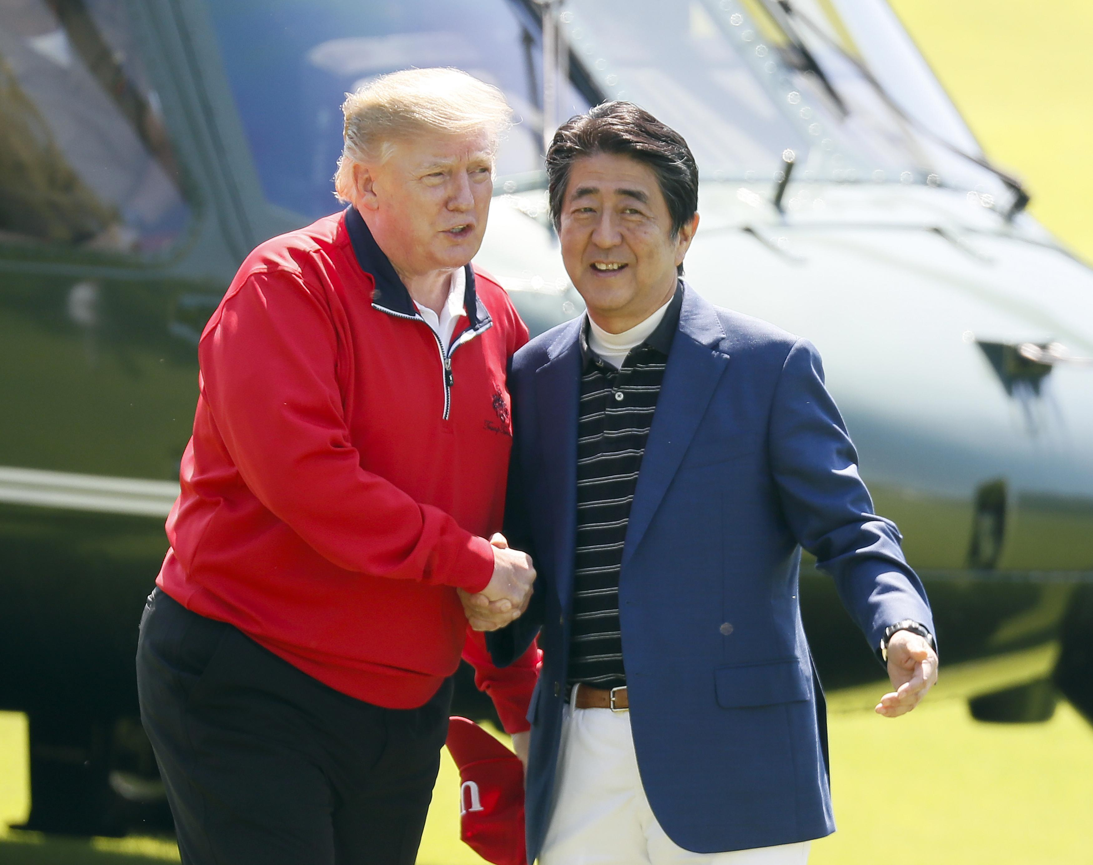Trump's 'small weapons' tweet on North Korea tests threatens progress in Japan, unnerves Shinzo Abe