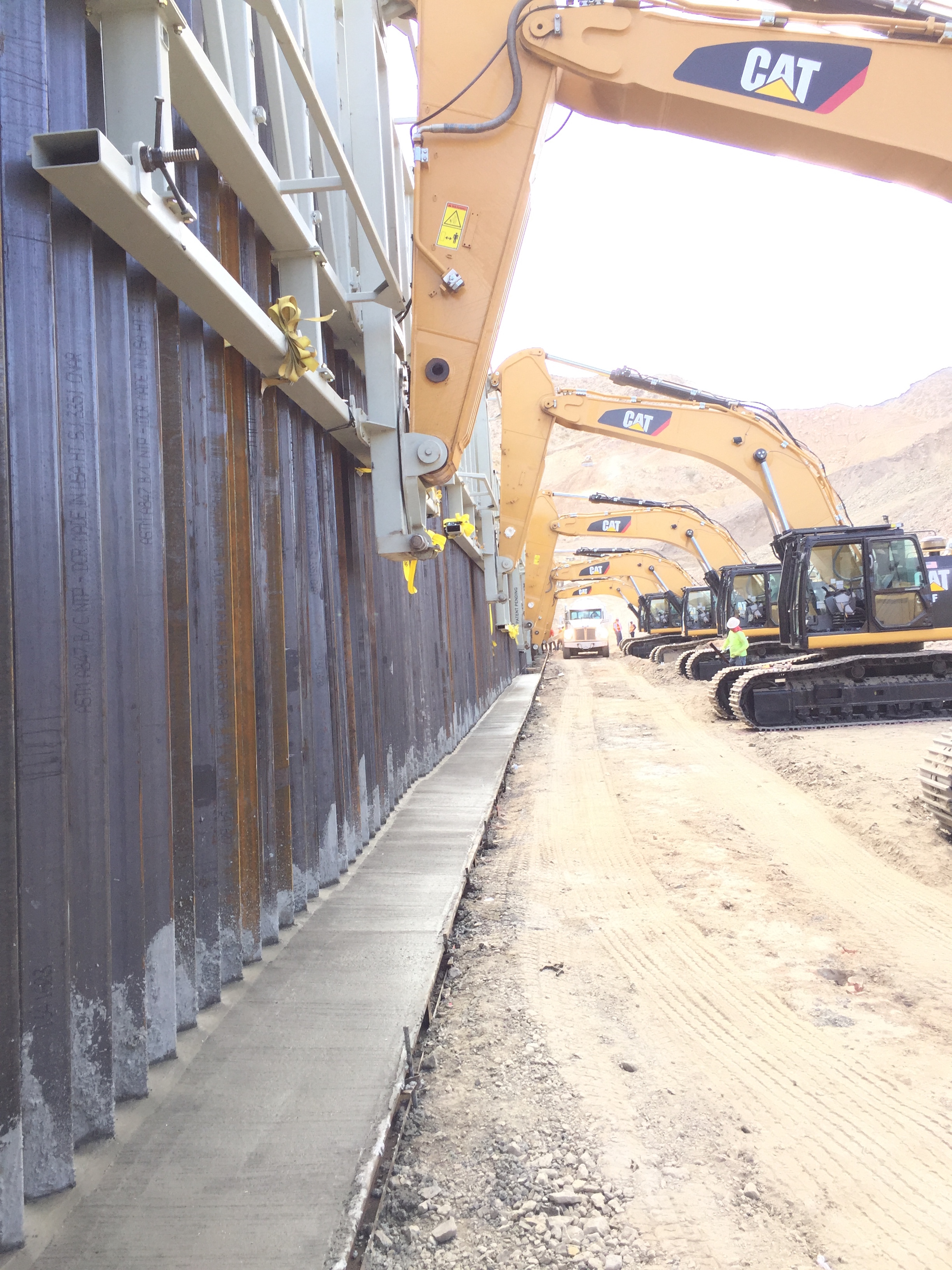 First Ever Private Border Wall Built In New Mexico