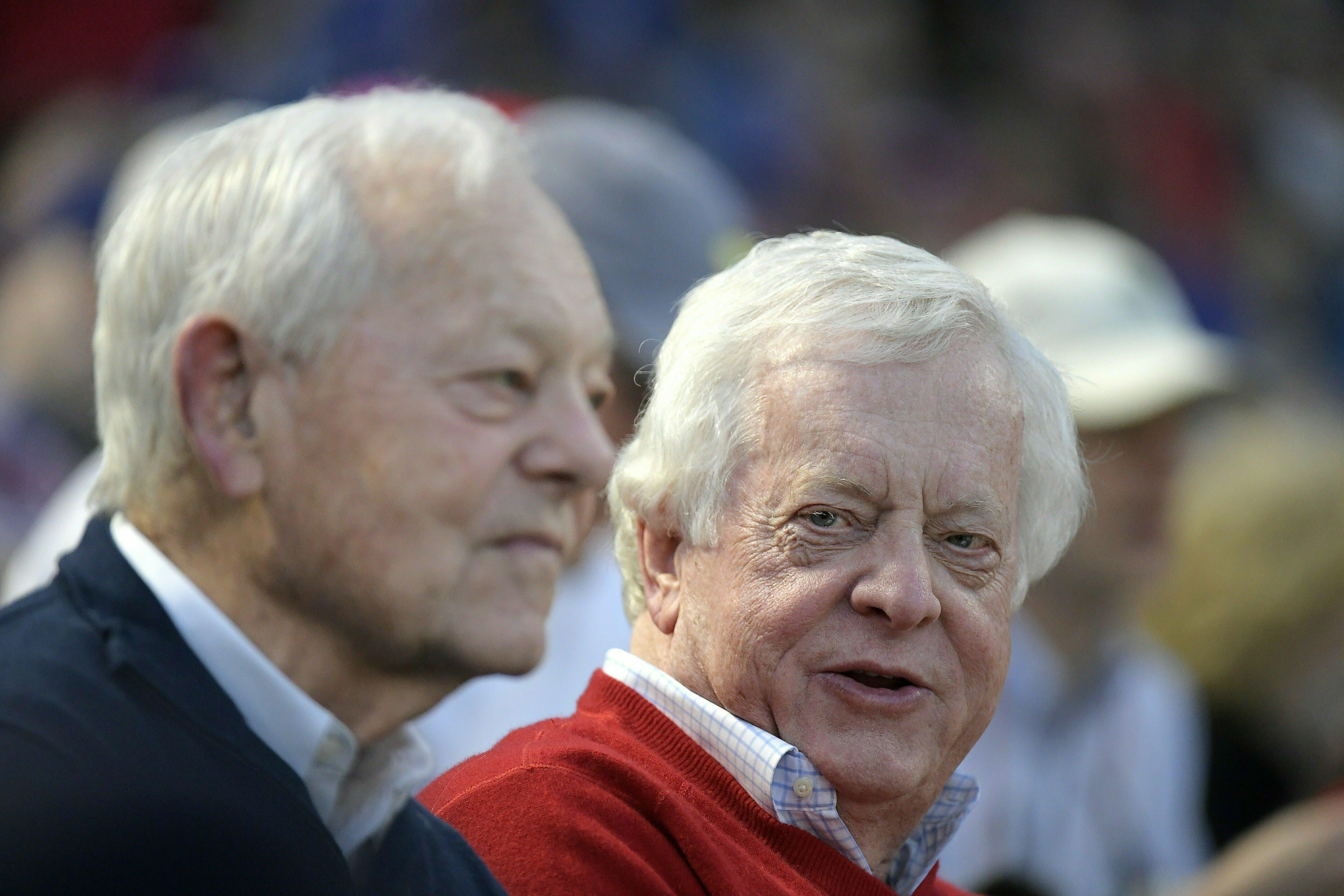 Schieffer brothers, Tom, Bob, made their ways via Fort Worth