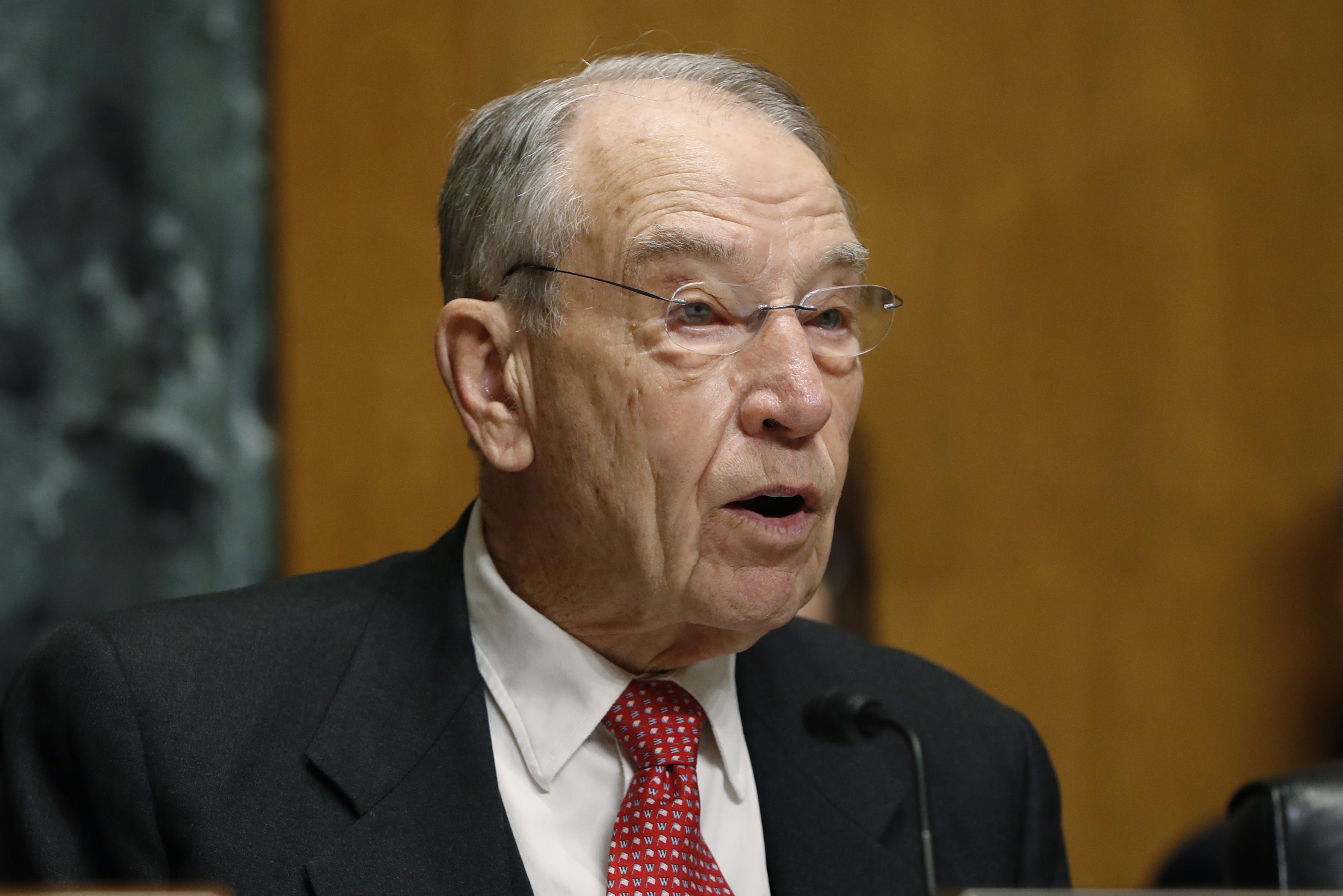 Trump backs Senate drug-pricing bill, pressuring wary Republicans
