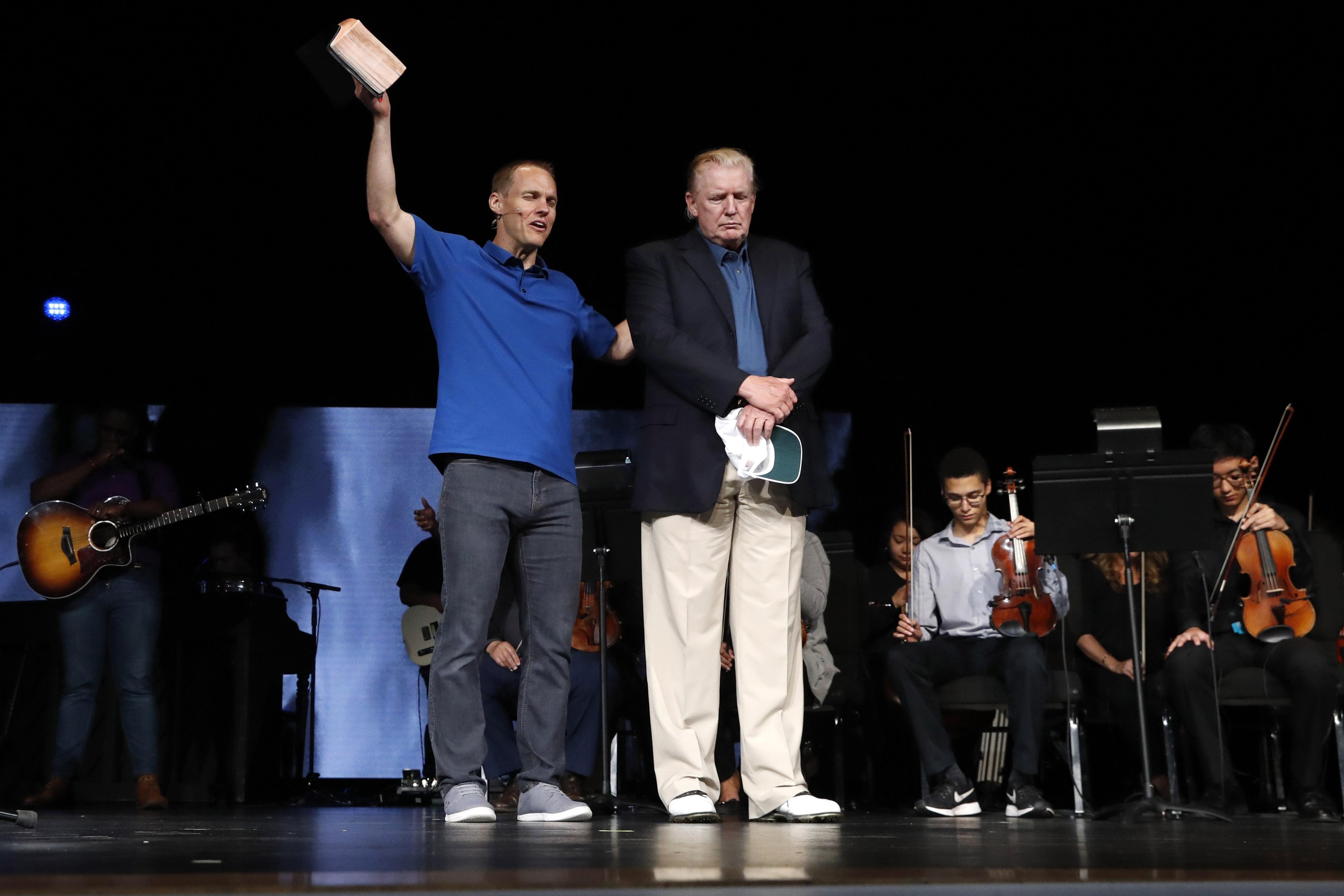 David Platt, McLean Bible Church pastor, apologizes for