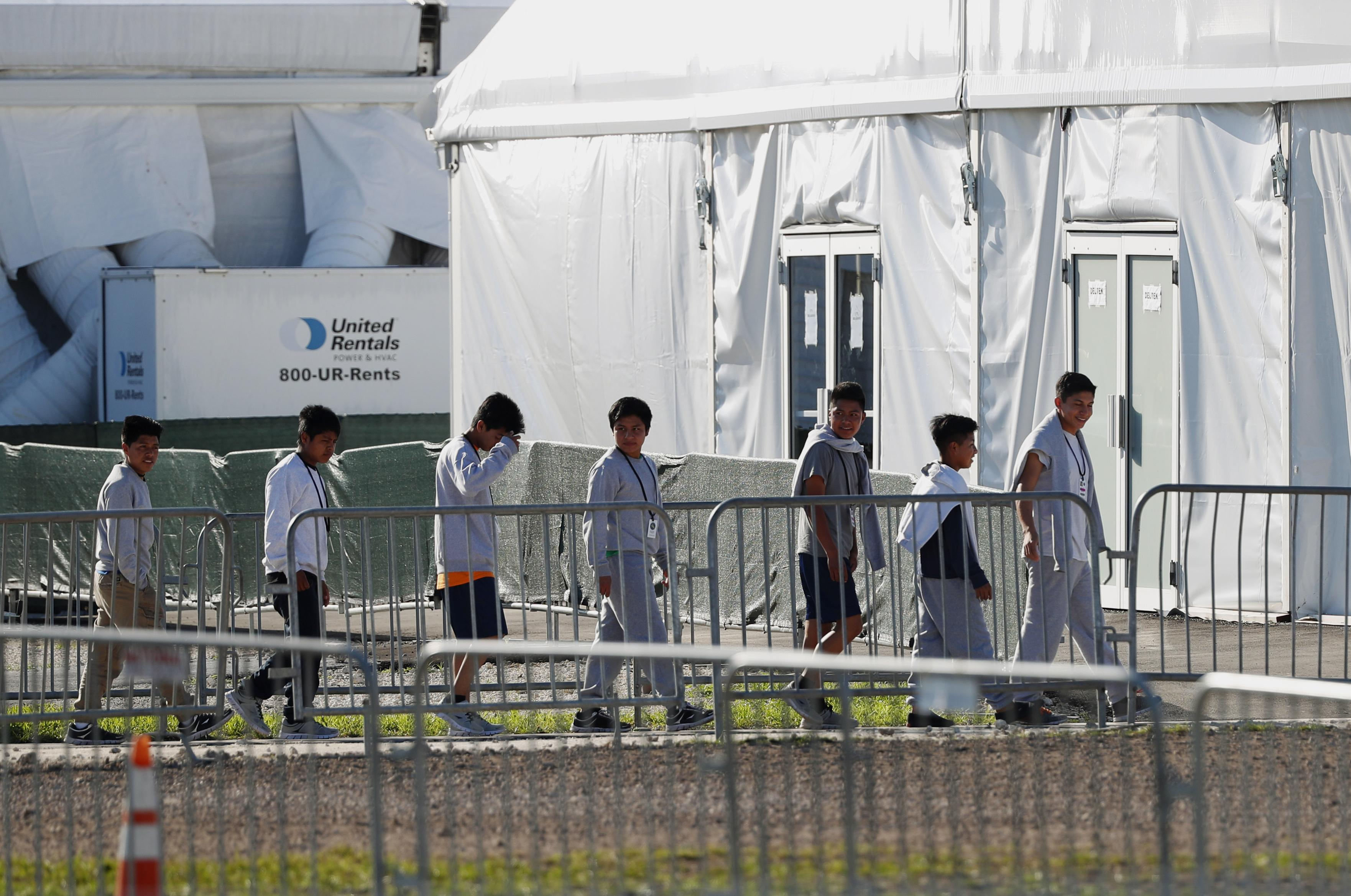 Attorney appalled by visit to 'filthy' migrant detention facilities: 'Children are literally dying'