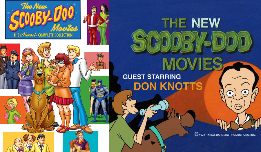 Blu-ray review: The New Scooby Doo Movies: The (Almost) Complete Collection