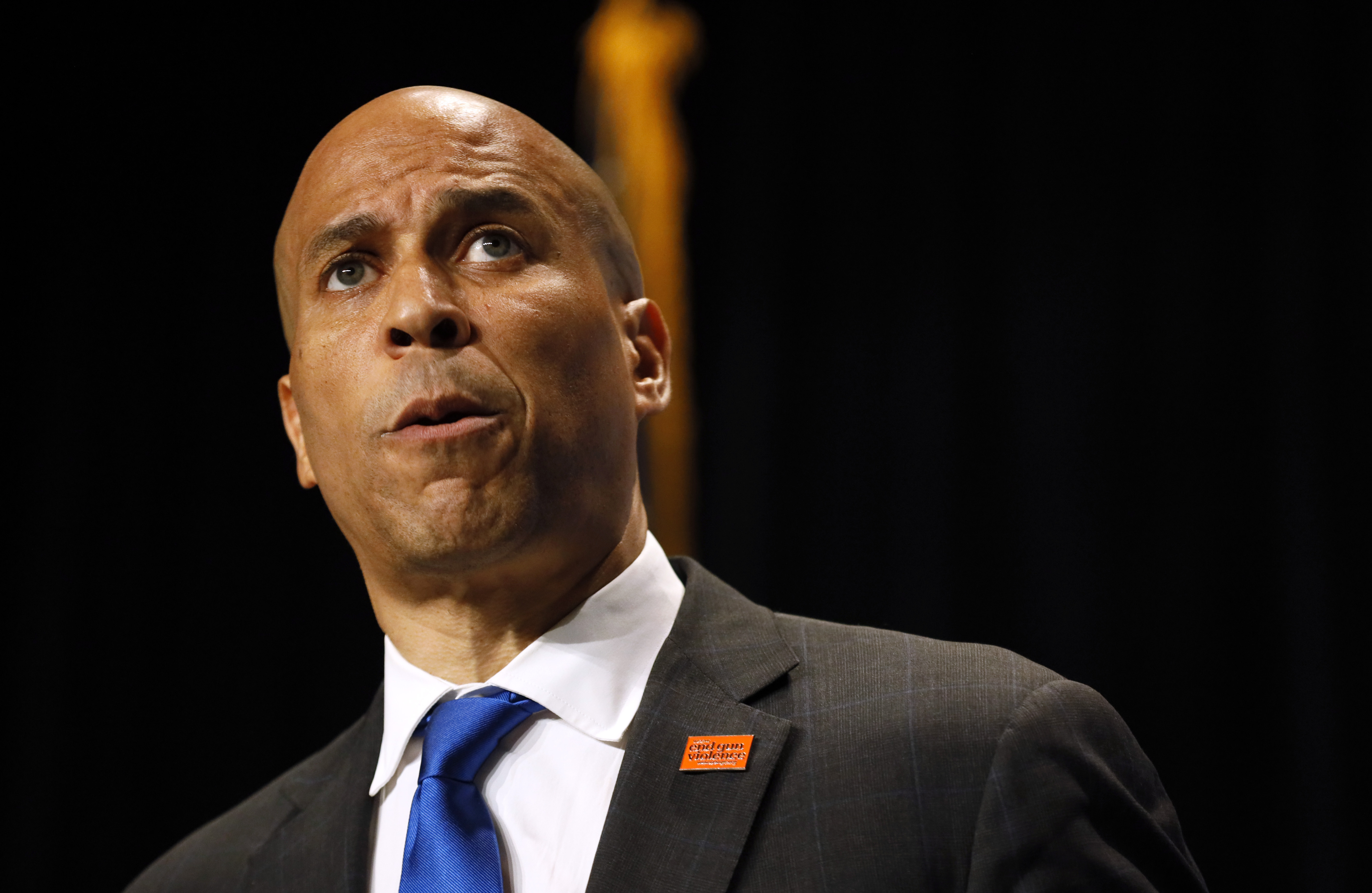 Booker to striking fast-food workers: 'This fight against McDonald's is an American fight'