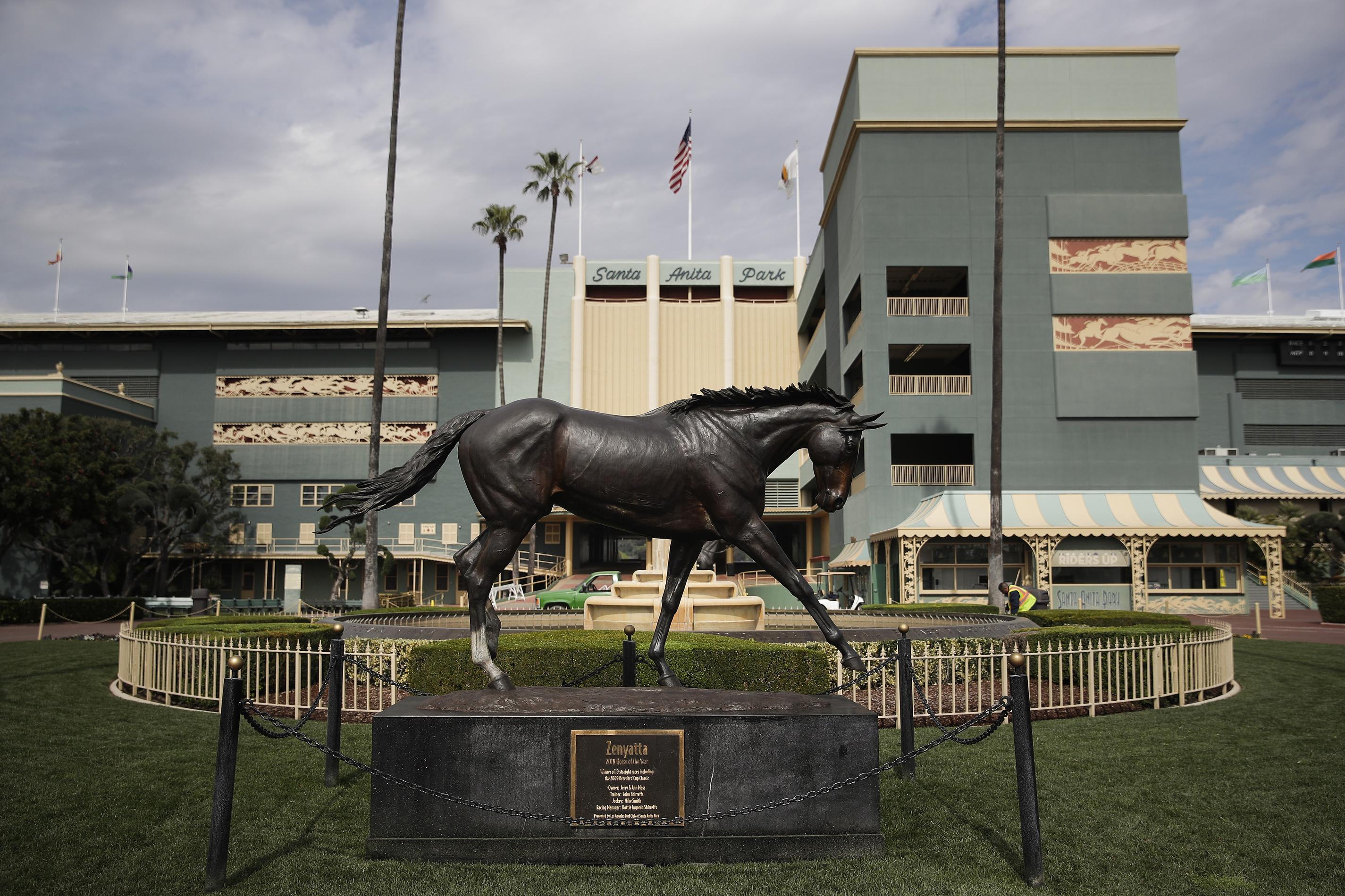 Flipboard Snyder Santa Anita Chooses Dollars Over Horses