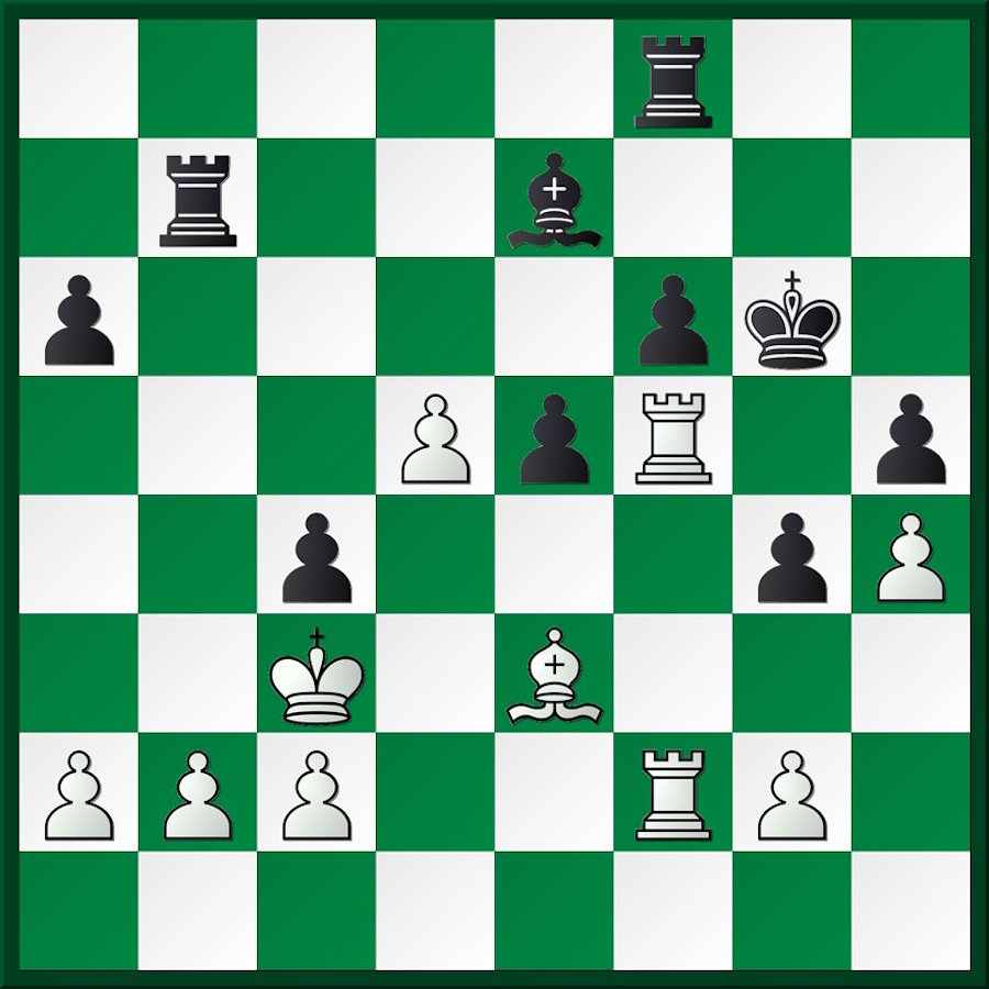 Chess: This Cherry Blossom Classic was a pip