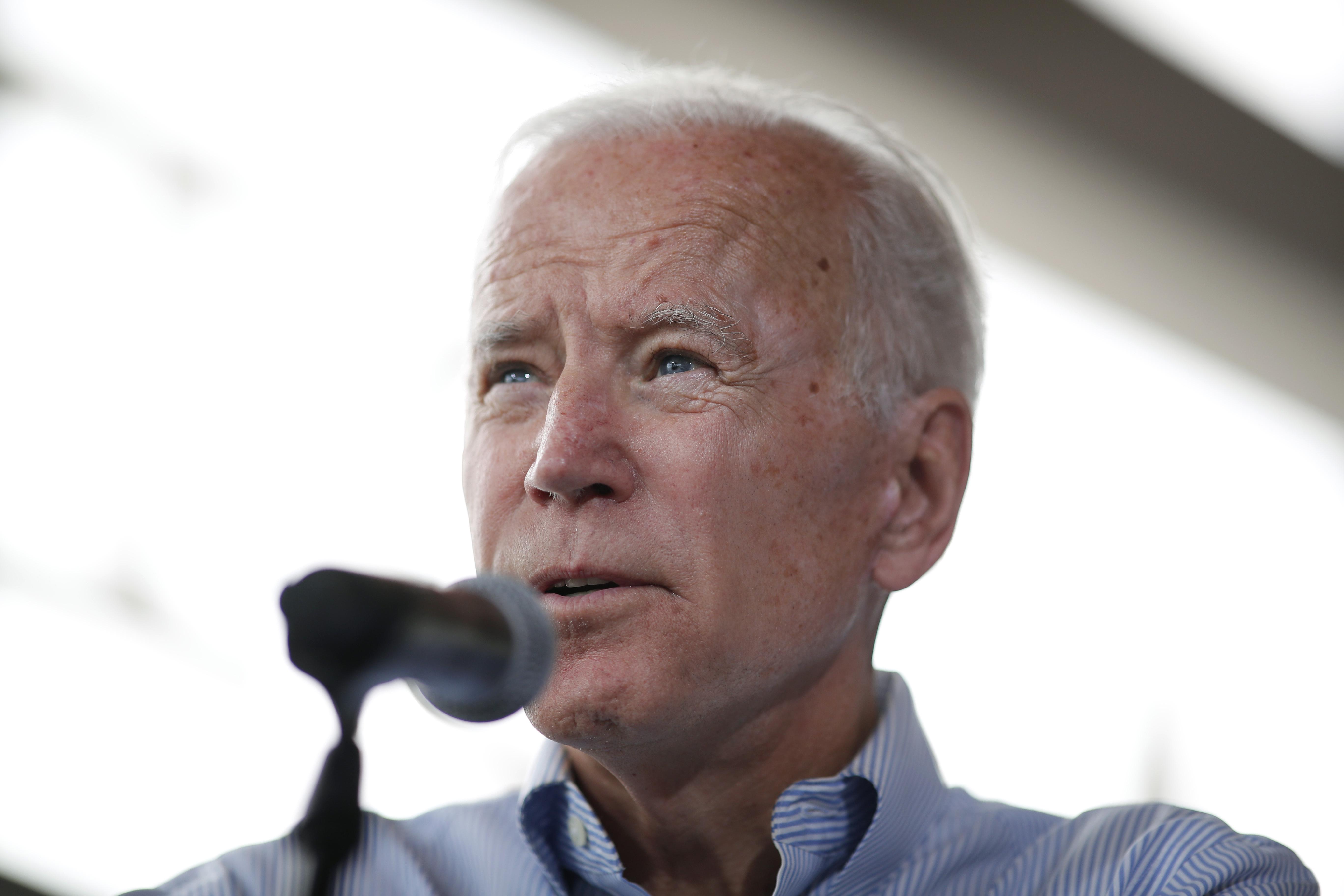 Sleepy Joe Biden Taunt Strikes Chord With Democrats Washington Times
