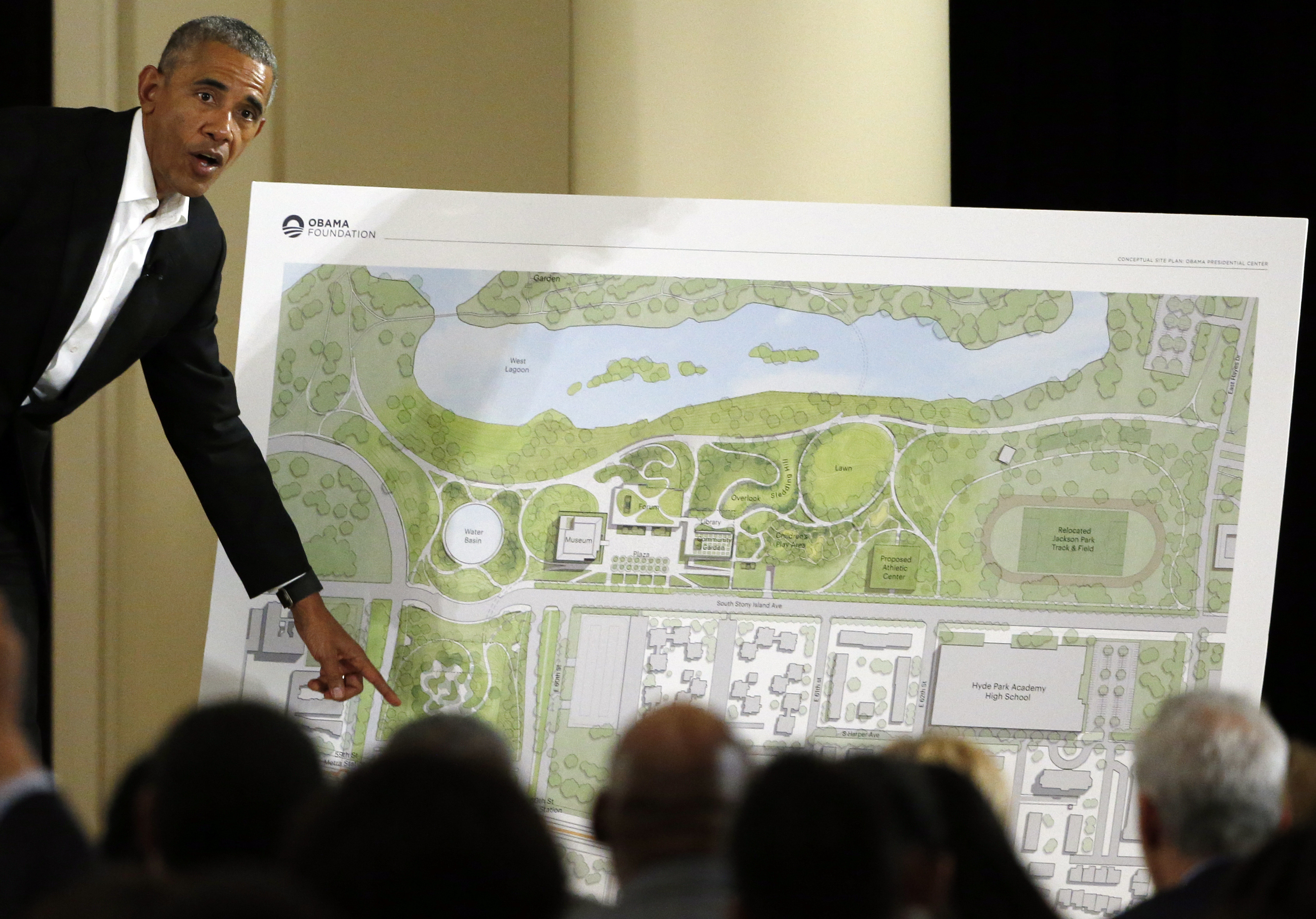 Obama Center gets green light from federal judge