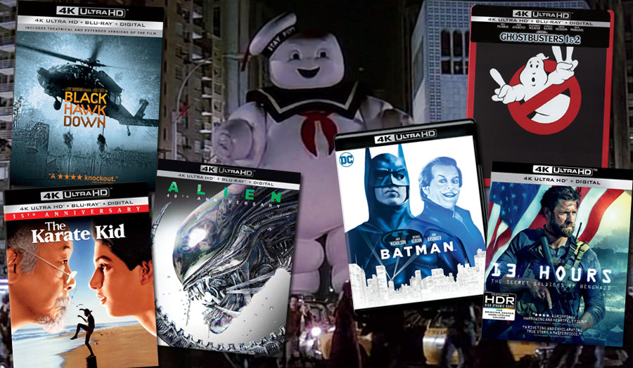 Father's Day Gift Guide: Best 4K Ultra HD movies