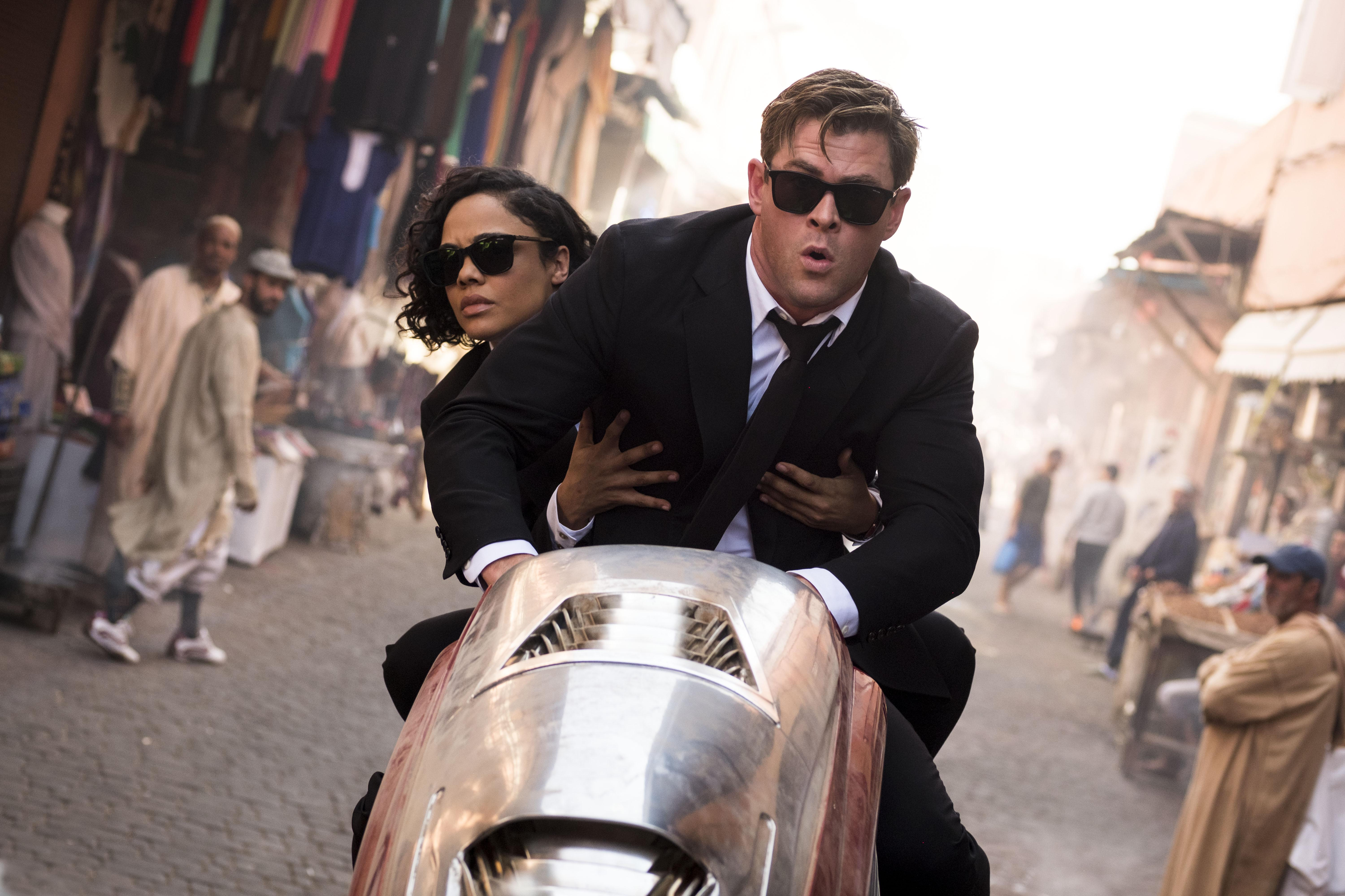 Tessa Thompson eyes future where 'Men in Black' movies become 'Humans in Black'