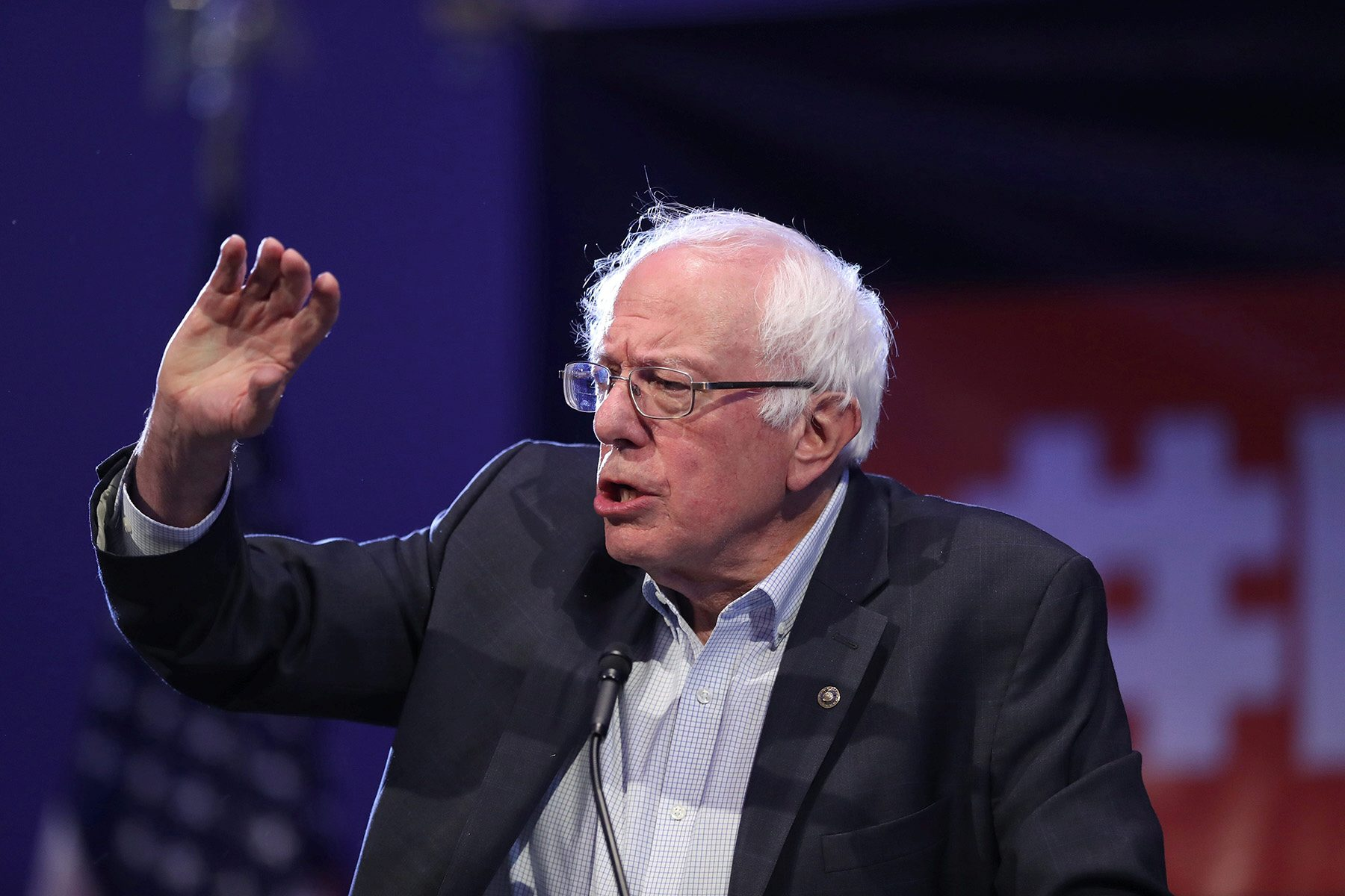 Bernie Sanders to propose paying off all student debt with taxes on Wall Street