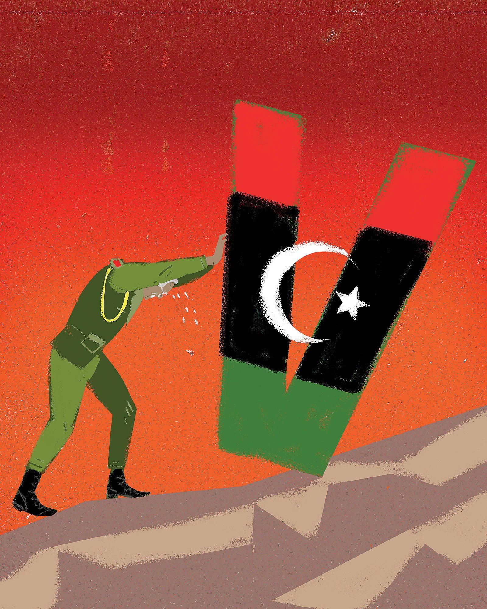 Misplaced optimism in Libya