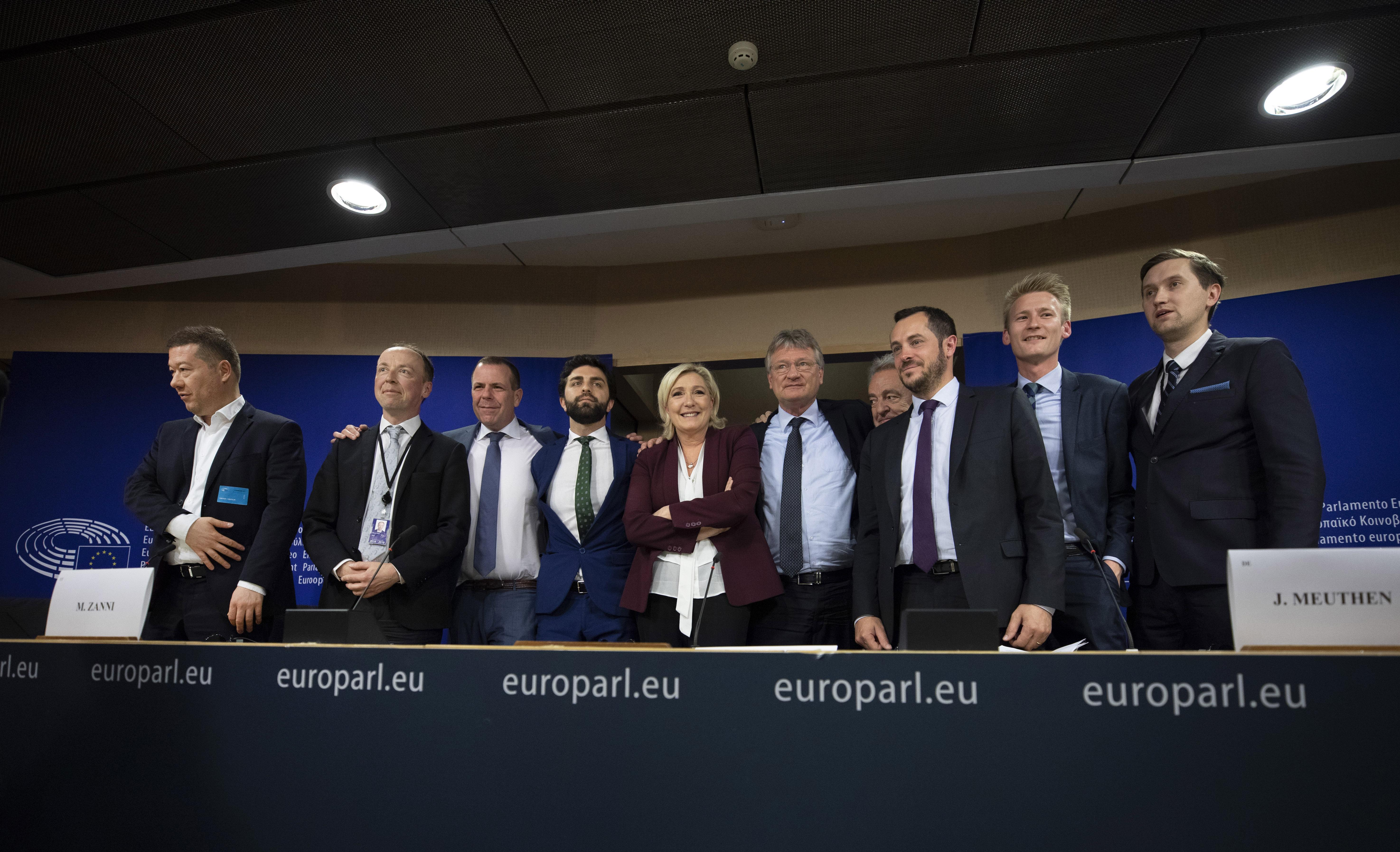 Europe's populists rebrand but policies remain the same