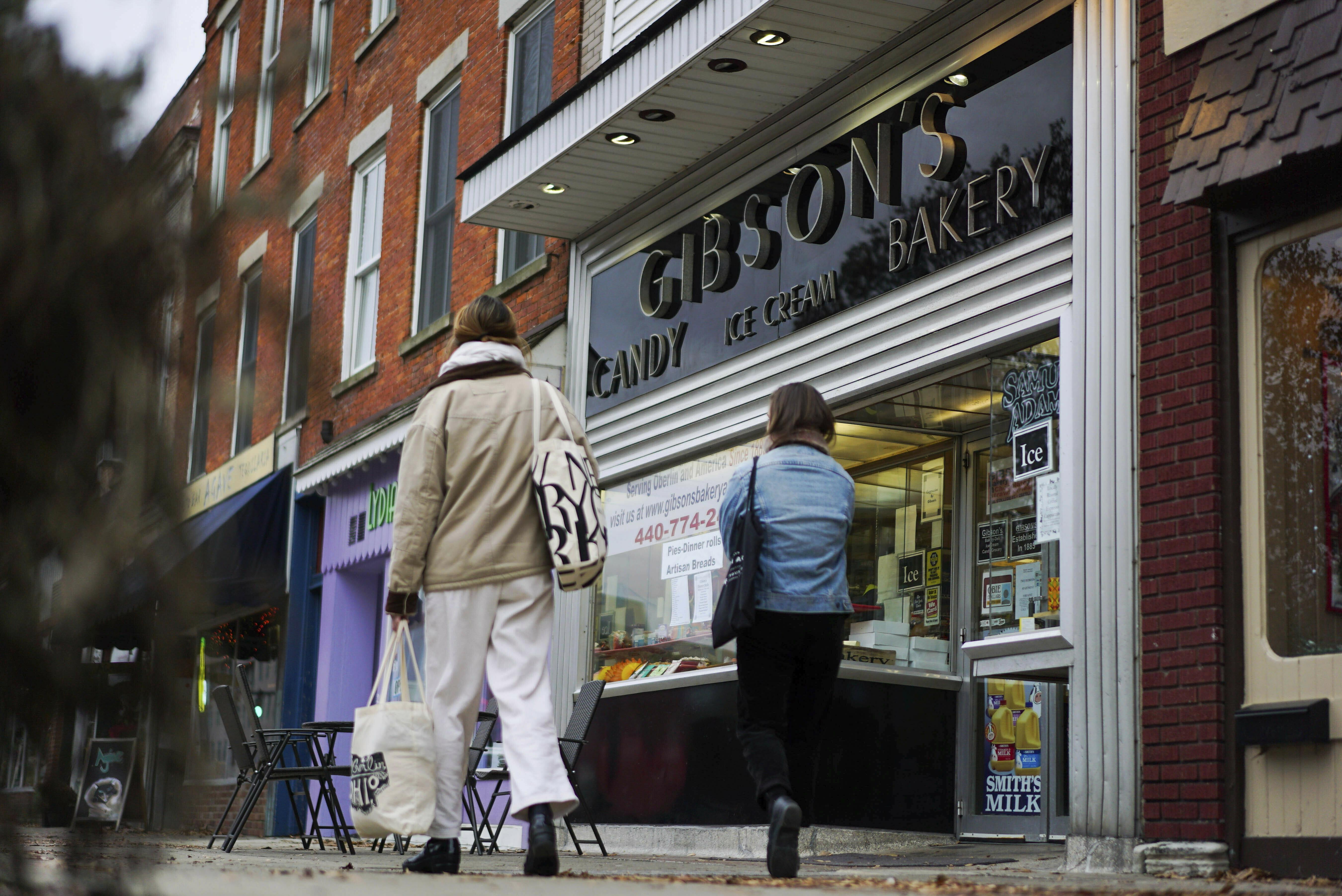 Oberlin to appeal $31.5 million jury award over protests against Gibson's Bakery