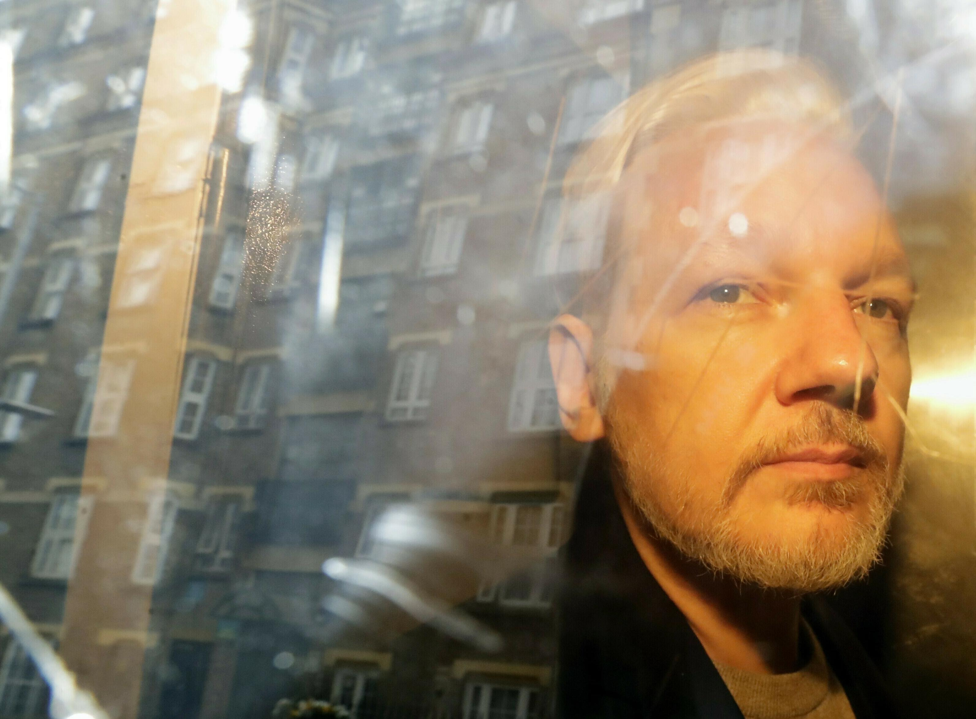 WikiLeaks: 'Unthinkable' that Boris Johnson will support extraditing Julian Assange to the U.S.