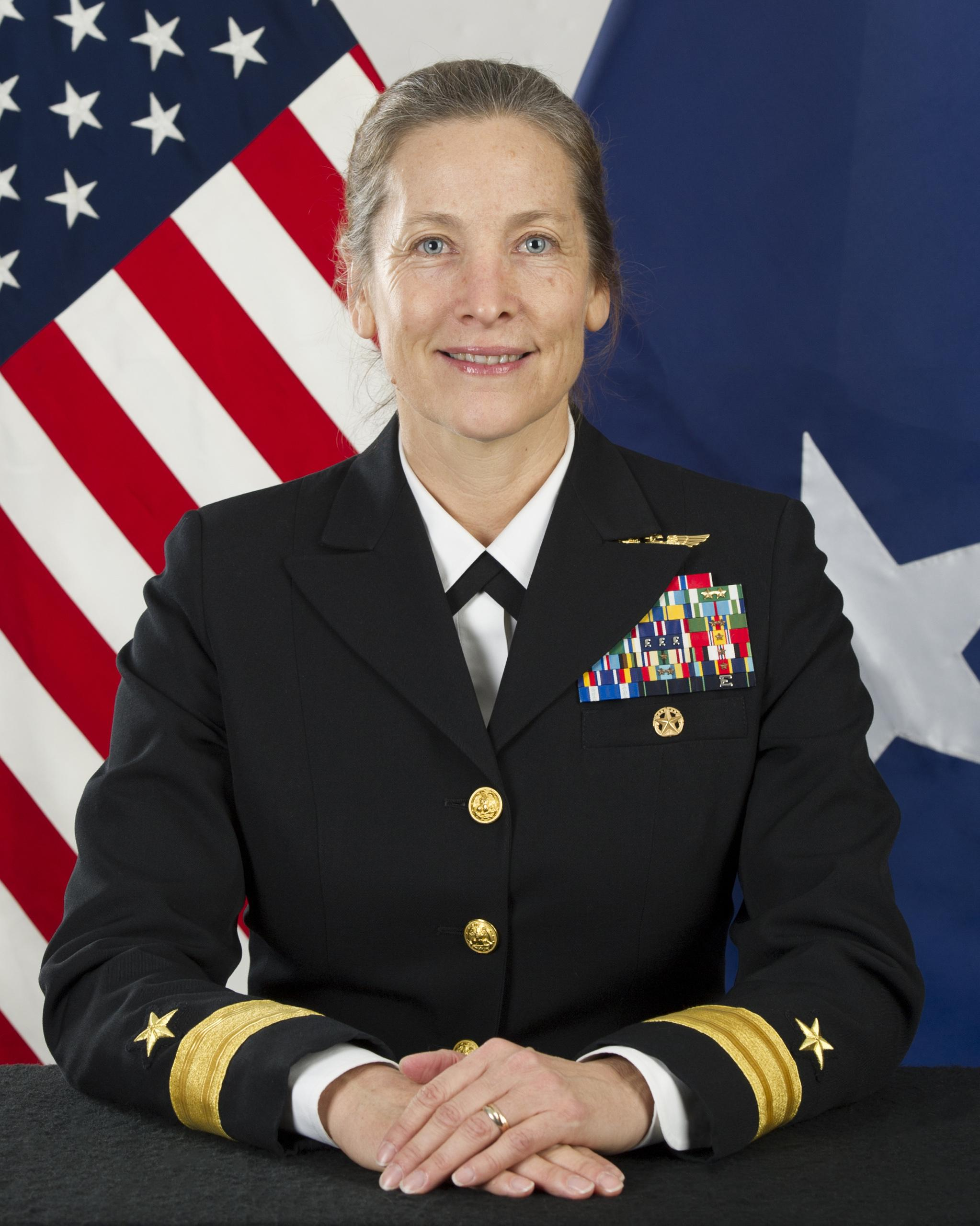 U.S. Naval War College names its first female president