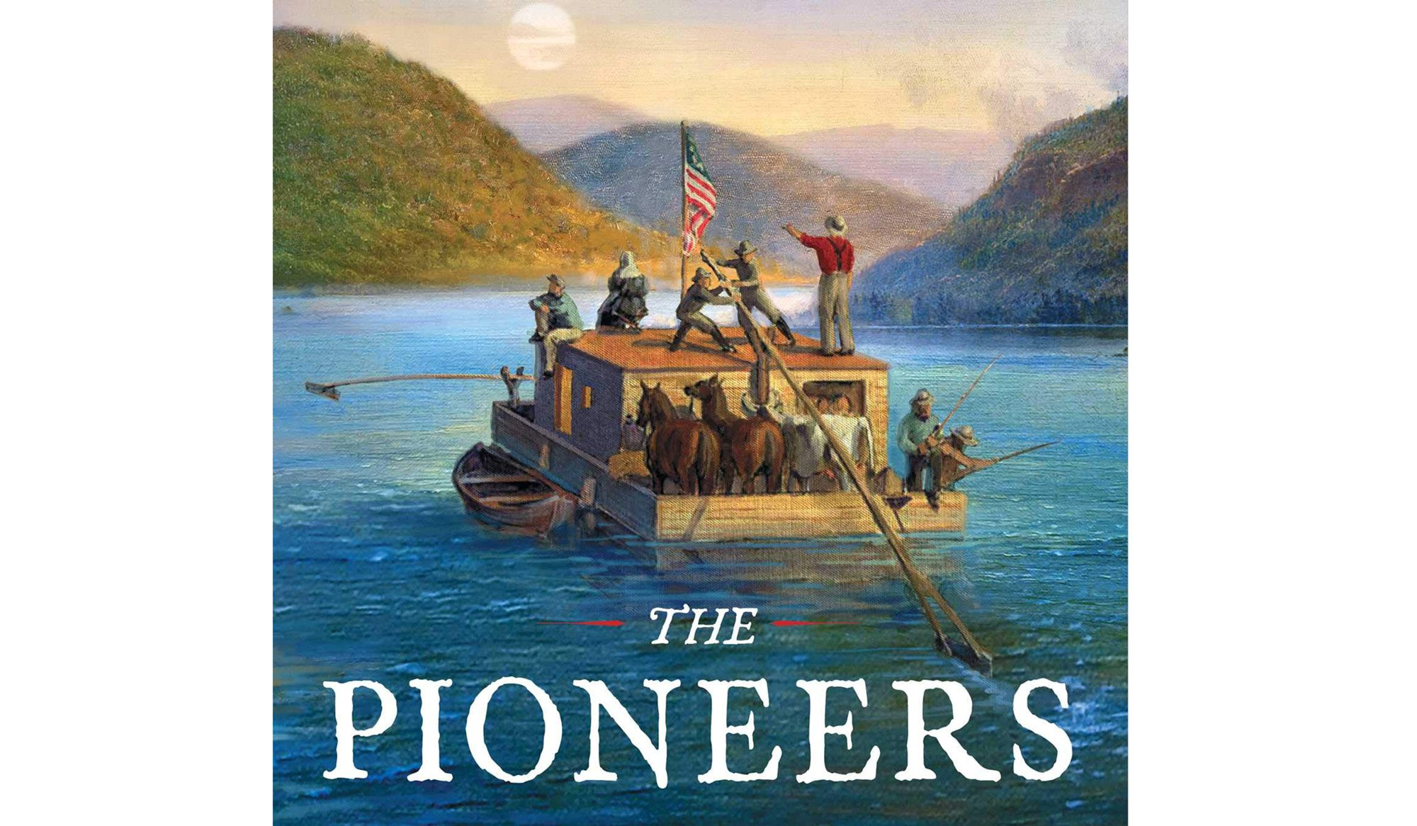 BOOK REVIEW: 'The Pioneers' by David McCullough