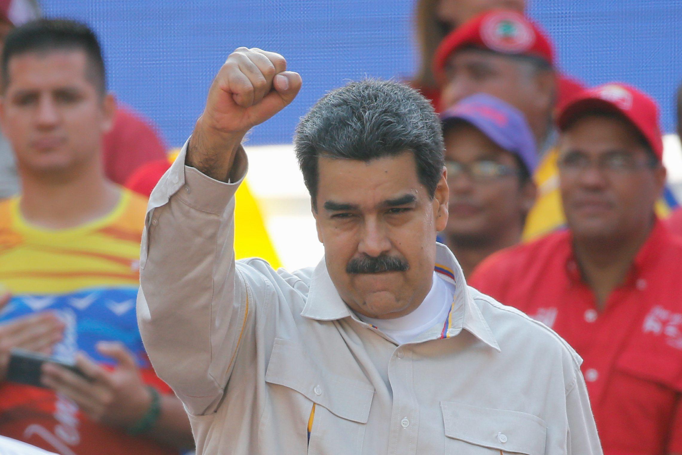 Mike Pence: Nicolas Maduro's Venezuela problems cross hemisphere