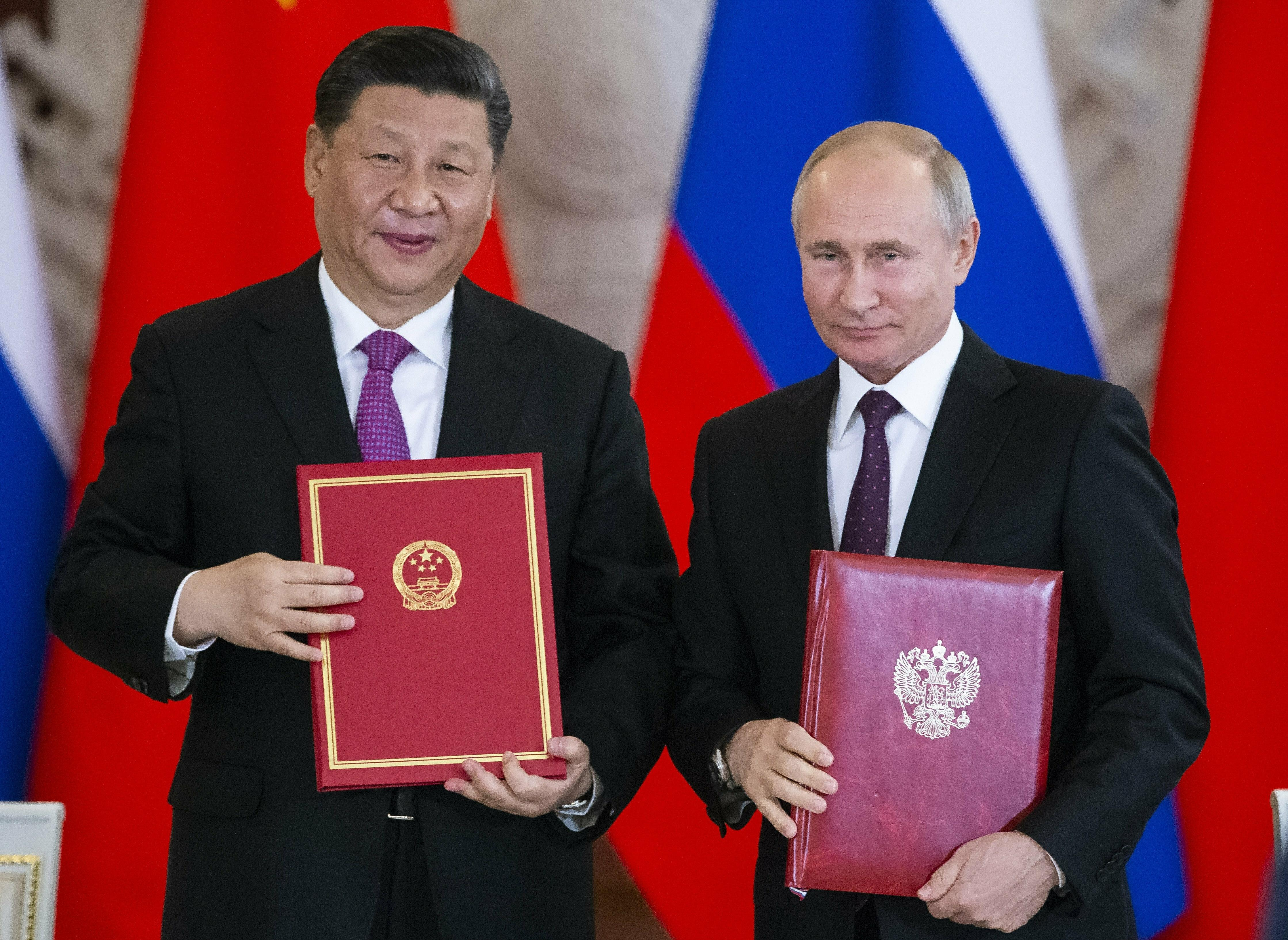 U.S. should worry as Russia-China ties heat up