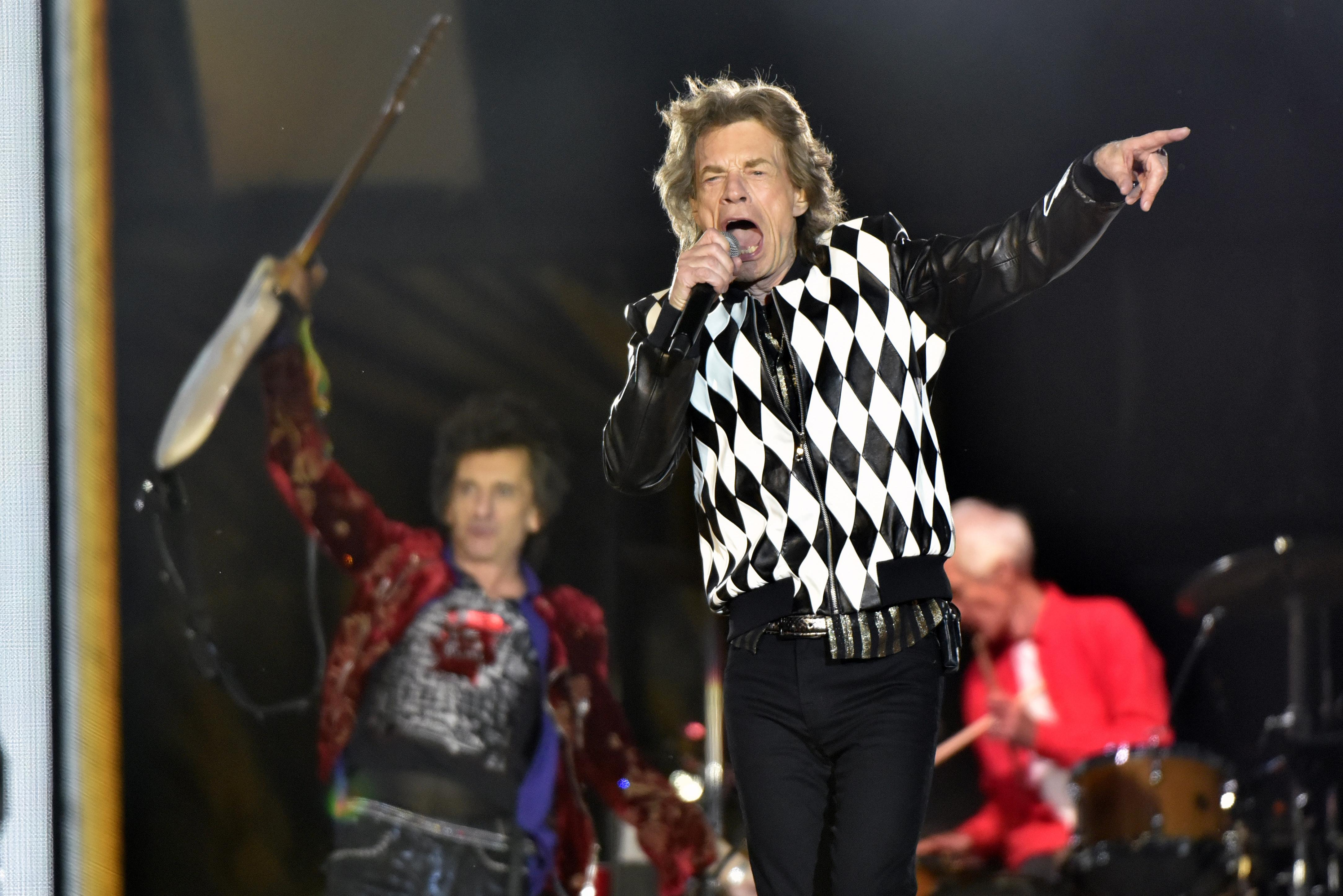 Rolling Stones set new record with lucrative No Filter Tour despite he