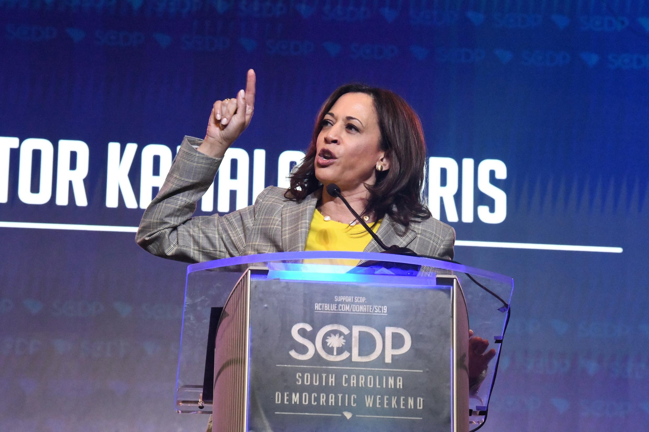 Sen. Kamala Harris wins endorsement from Rep. William Lacy Clay